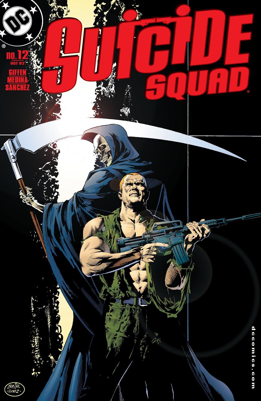 Suicide Squad (2001) 12 Page 1