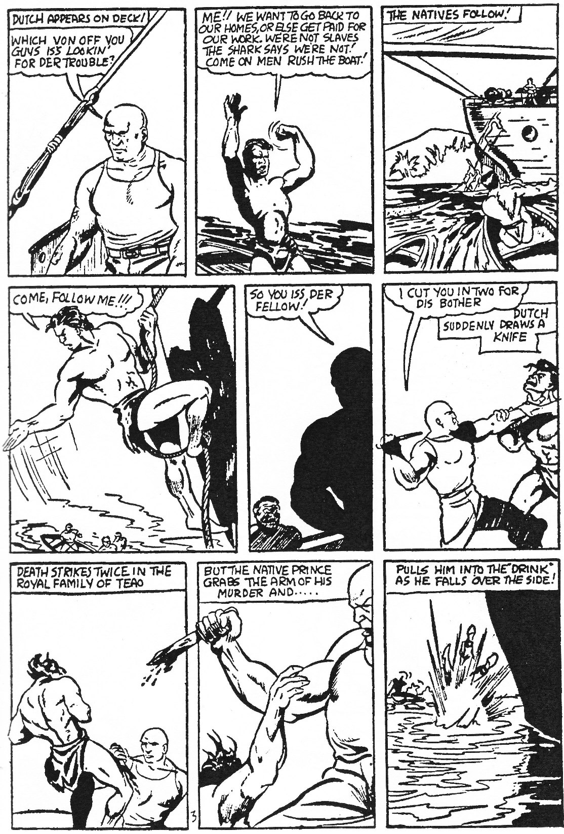Read online Men of Mystery Comics comic -  Issue #63 - 37