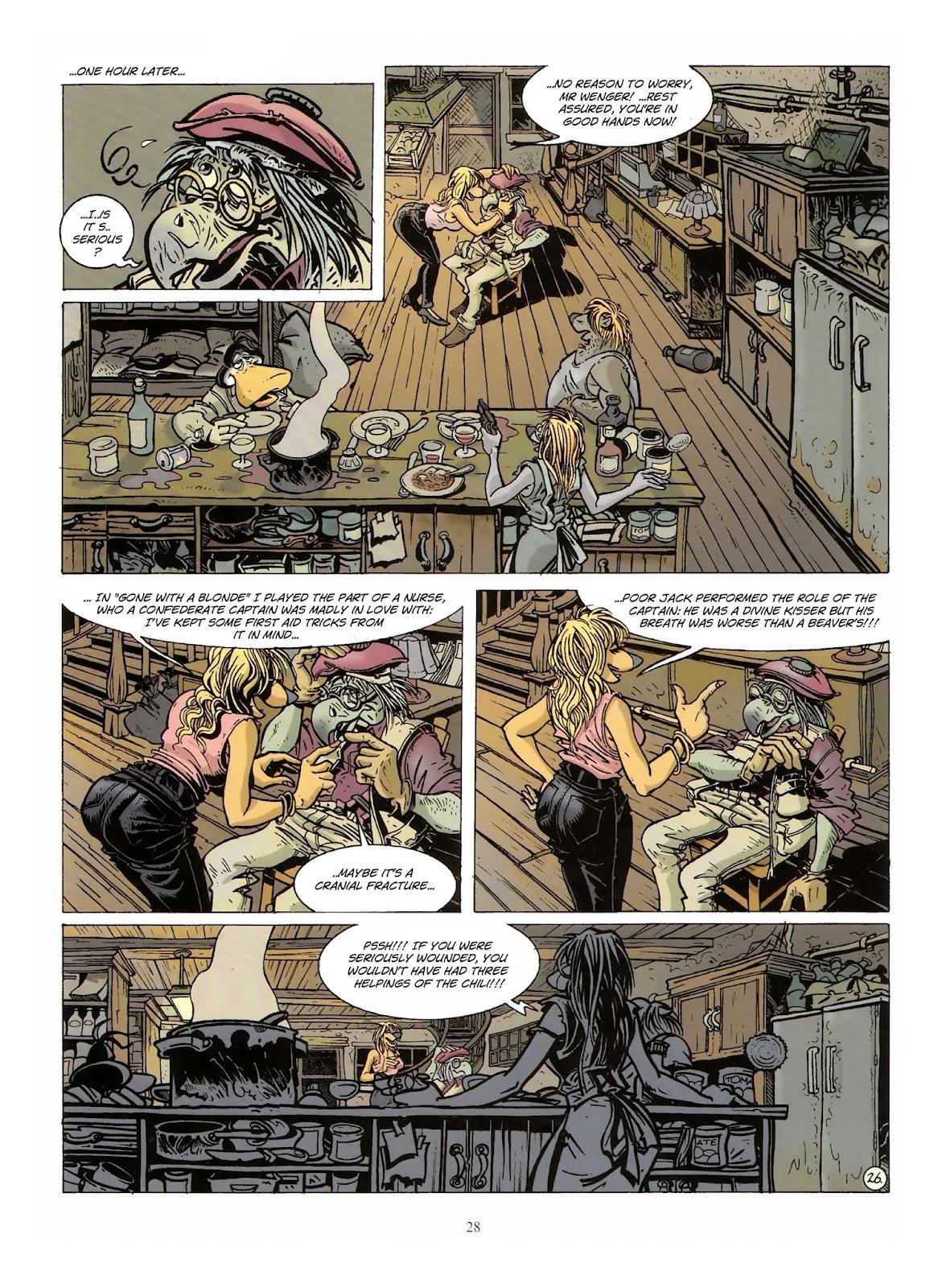 Une enquête de l'inspecteur Canardo issue 10 - Page 29
