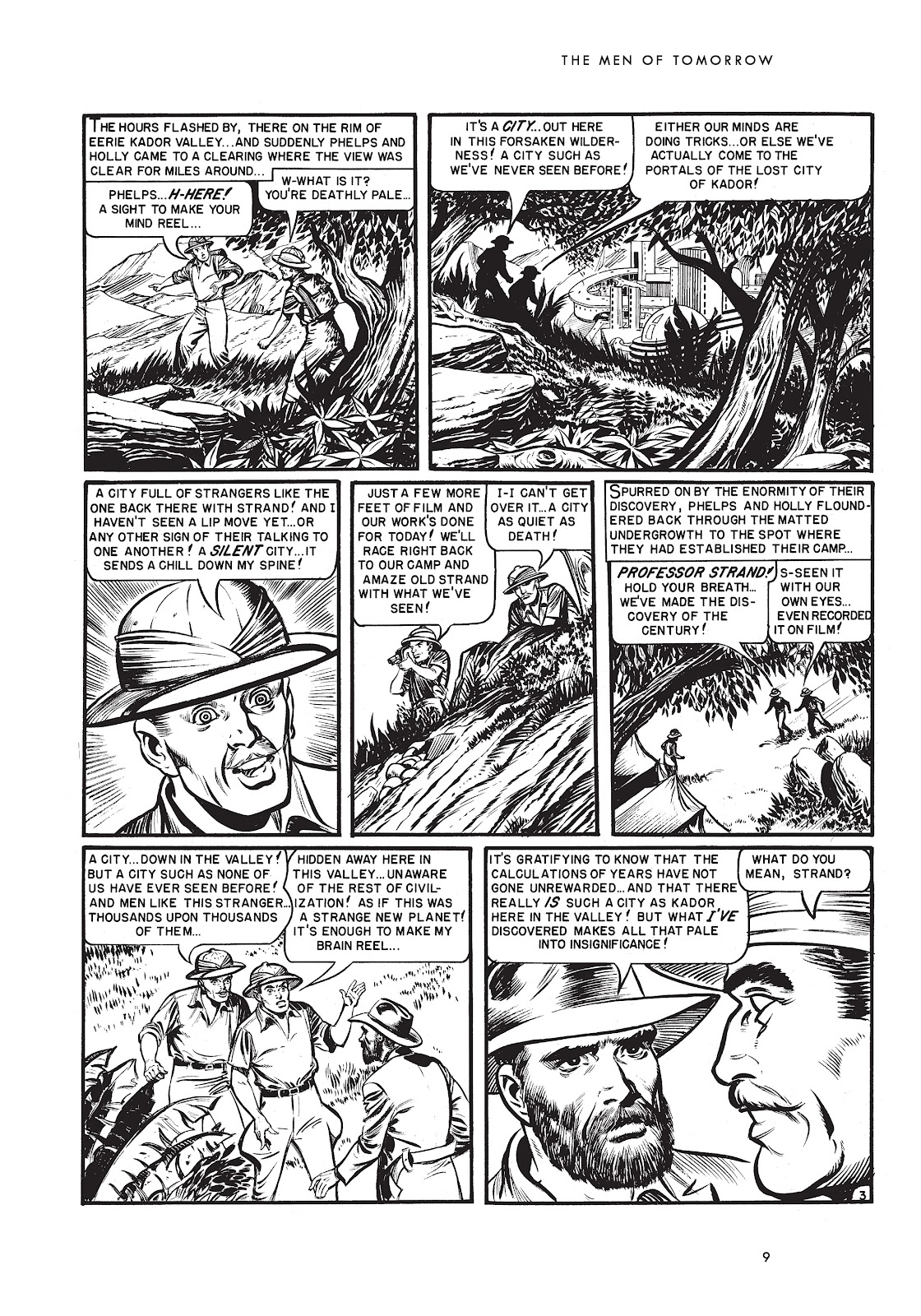 Read online The Martian Monster and Other Stories comic -  Issue # TPB (Part 1) - 24