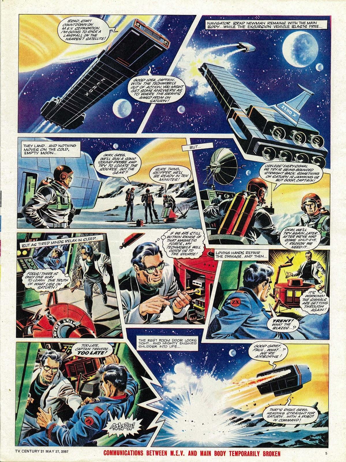 TV Century 21 (TV 21) issue 123 - Page 5