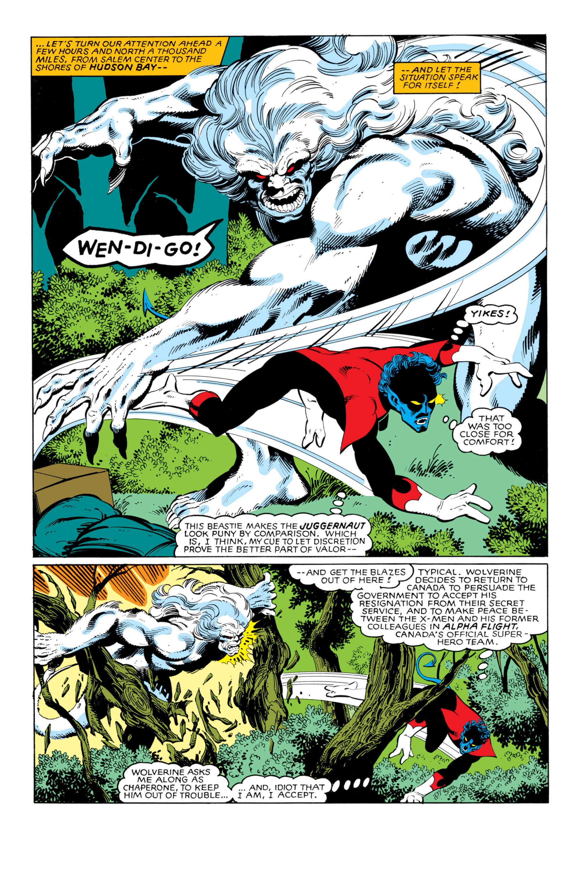 Read online Uncanny X-Men (1963) comic -  Issue #140 - 6