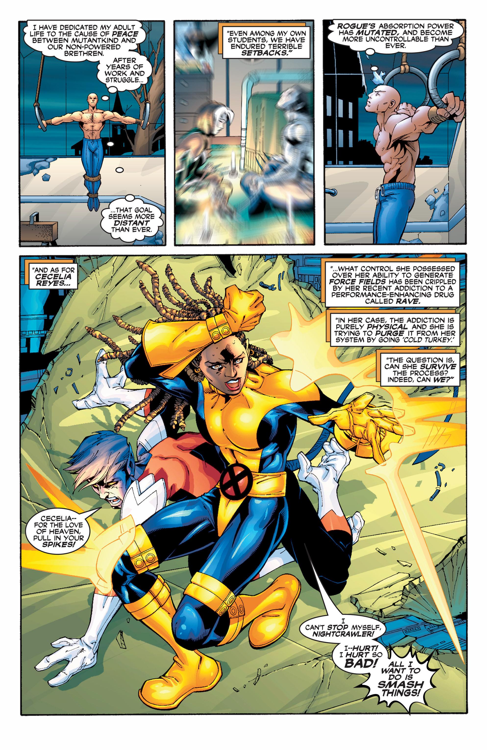 Read online Uncanny X-Men (1963) comic -  Issue #389 - 3