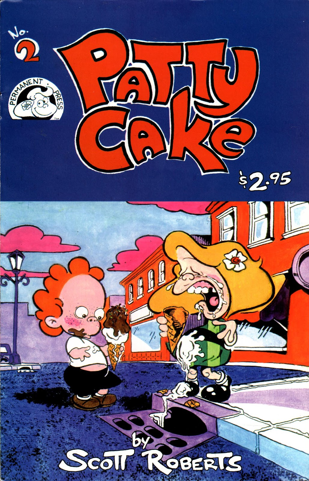 Read online Patty Cake comic -  Issue #2 - 1