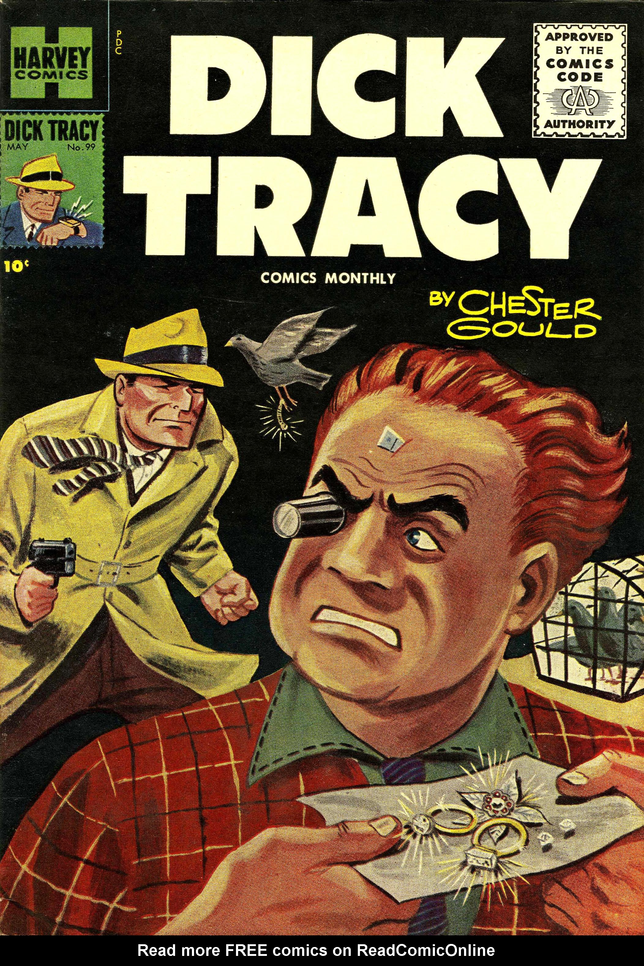 Dick Tracy (1950) 99 Page 1