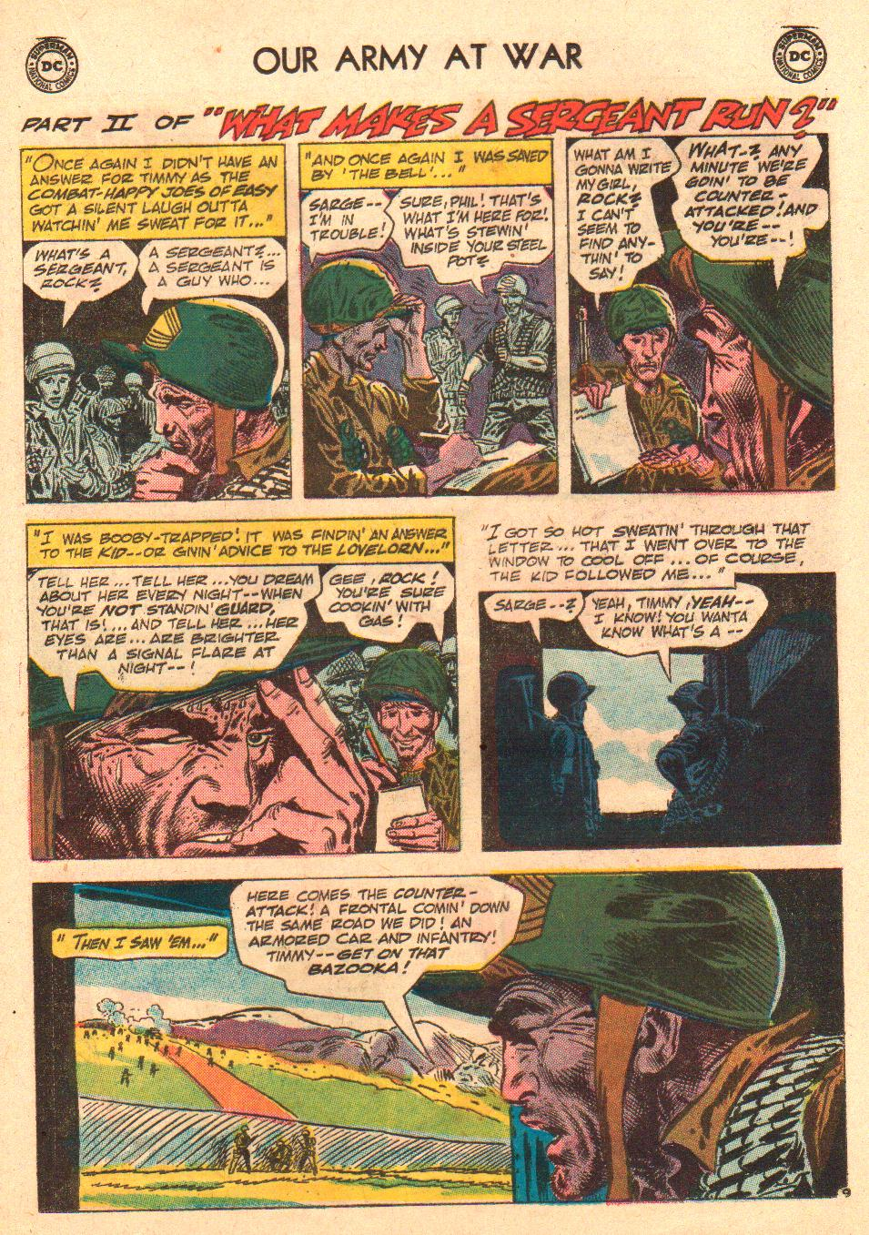 Our Army at War (1952) issue 97 - Page 13