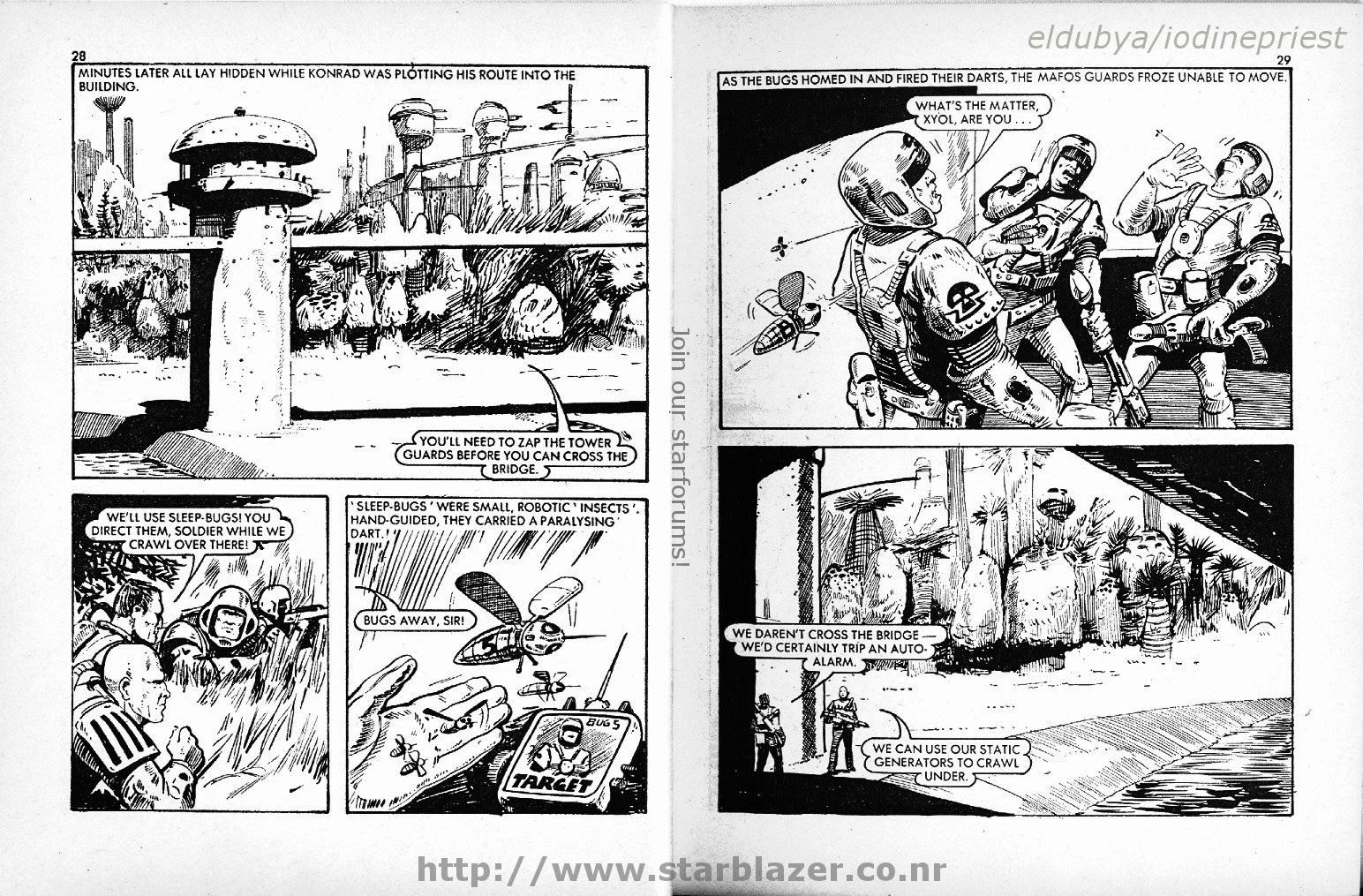 Starblazer issue 119 - Page 16