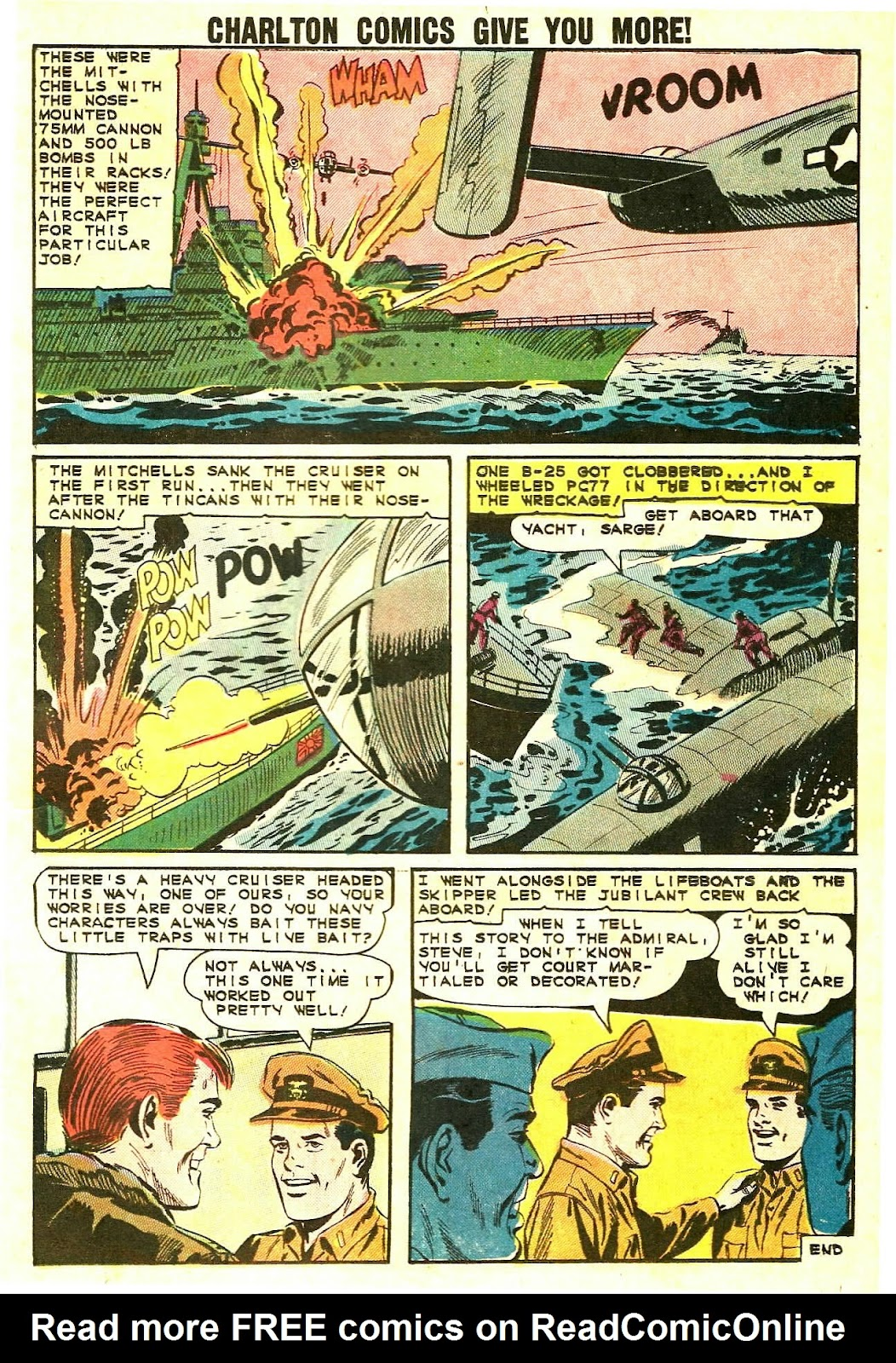 Read online Fightin' Navy comic -  Issue #118 - 11