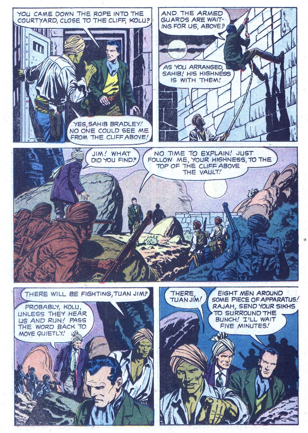 Four Color Comics issue 1020 - Page 14