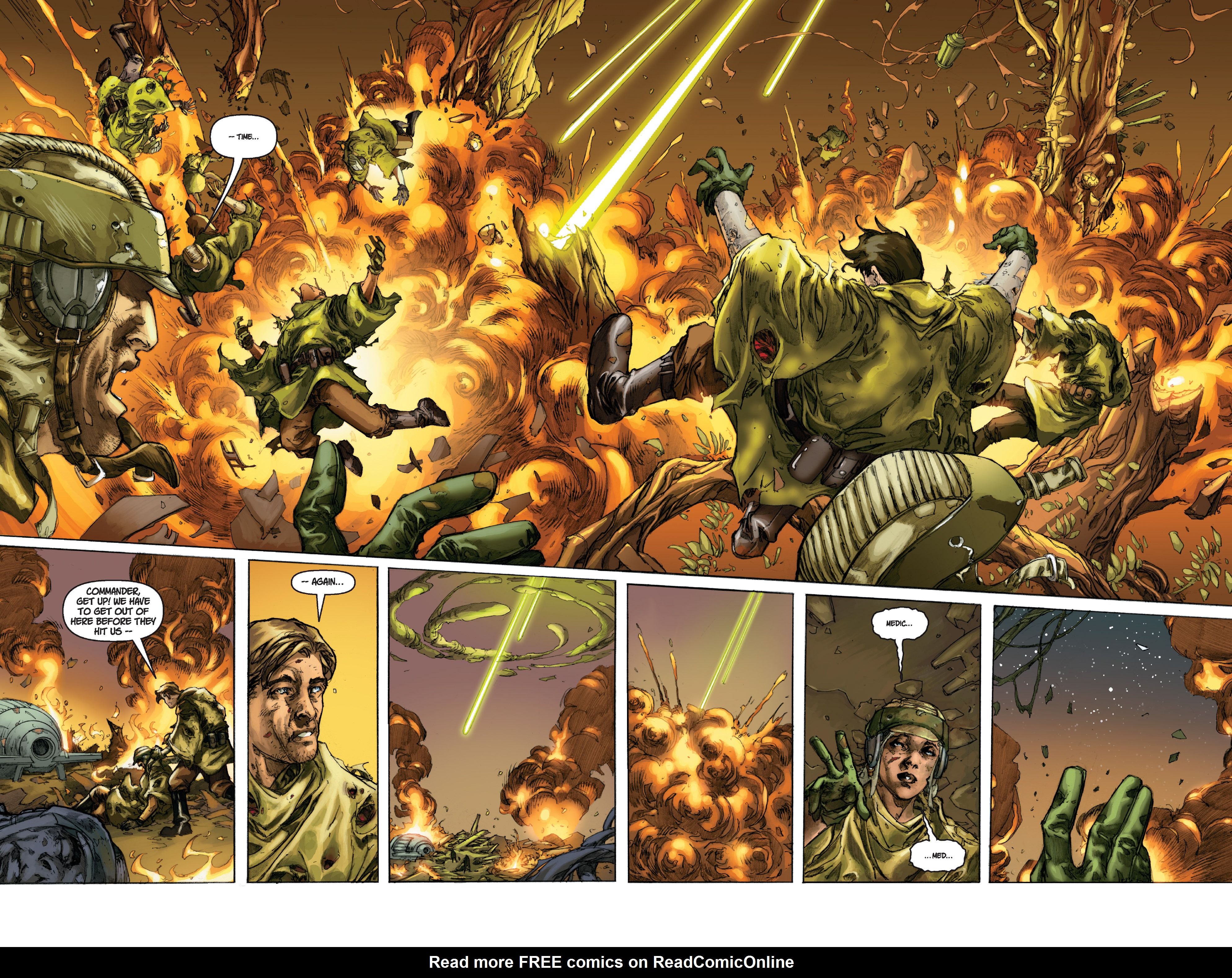 Read online Star Wars Omnibus comic -  Issue # Vol. 20 - 52