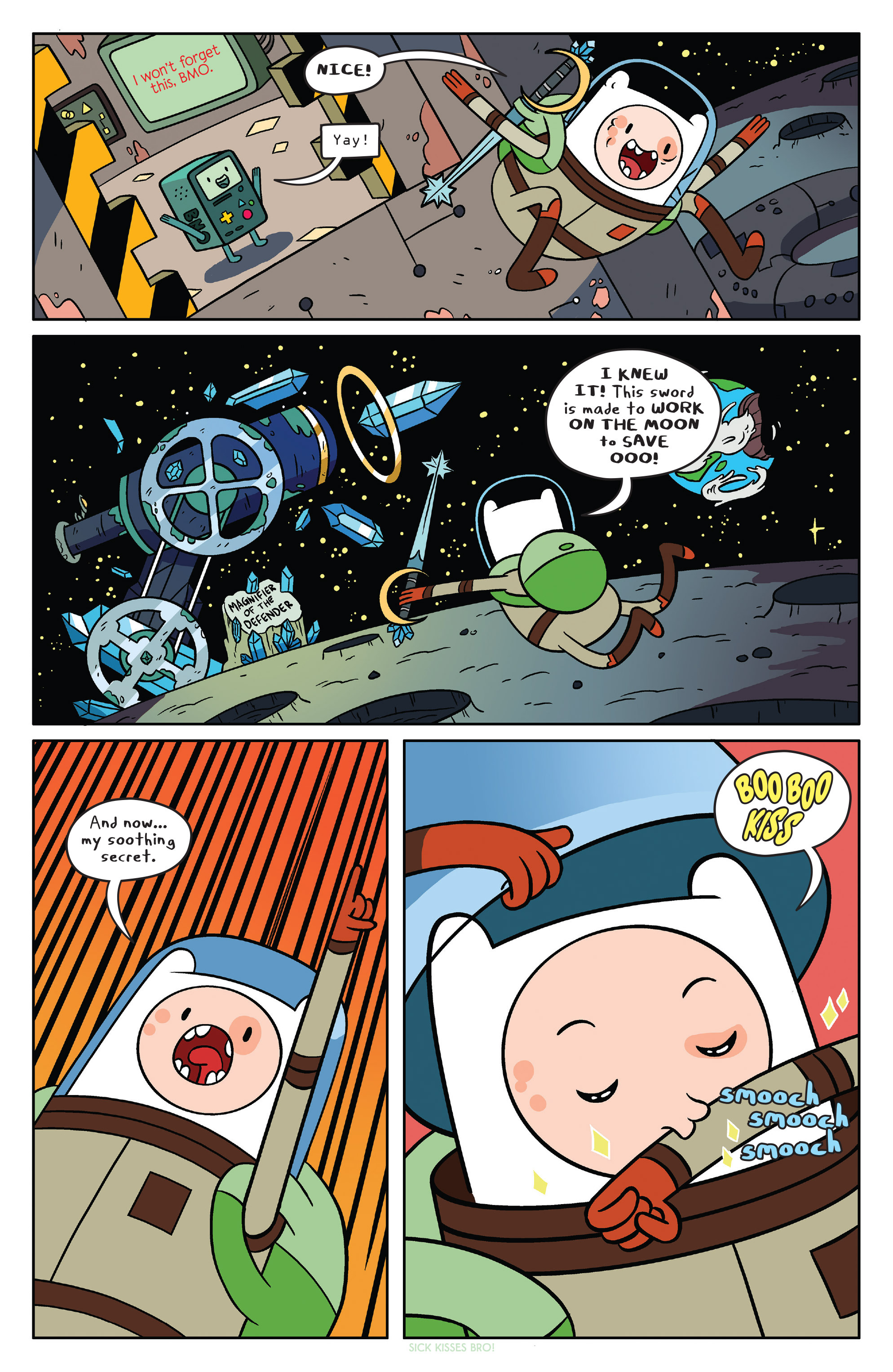 Read online Adventure Time comic -  Issue #39 - 13