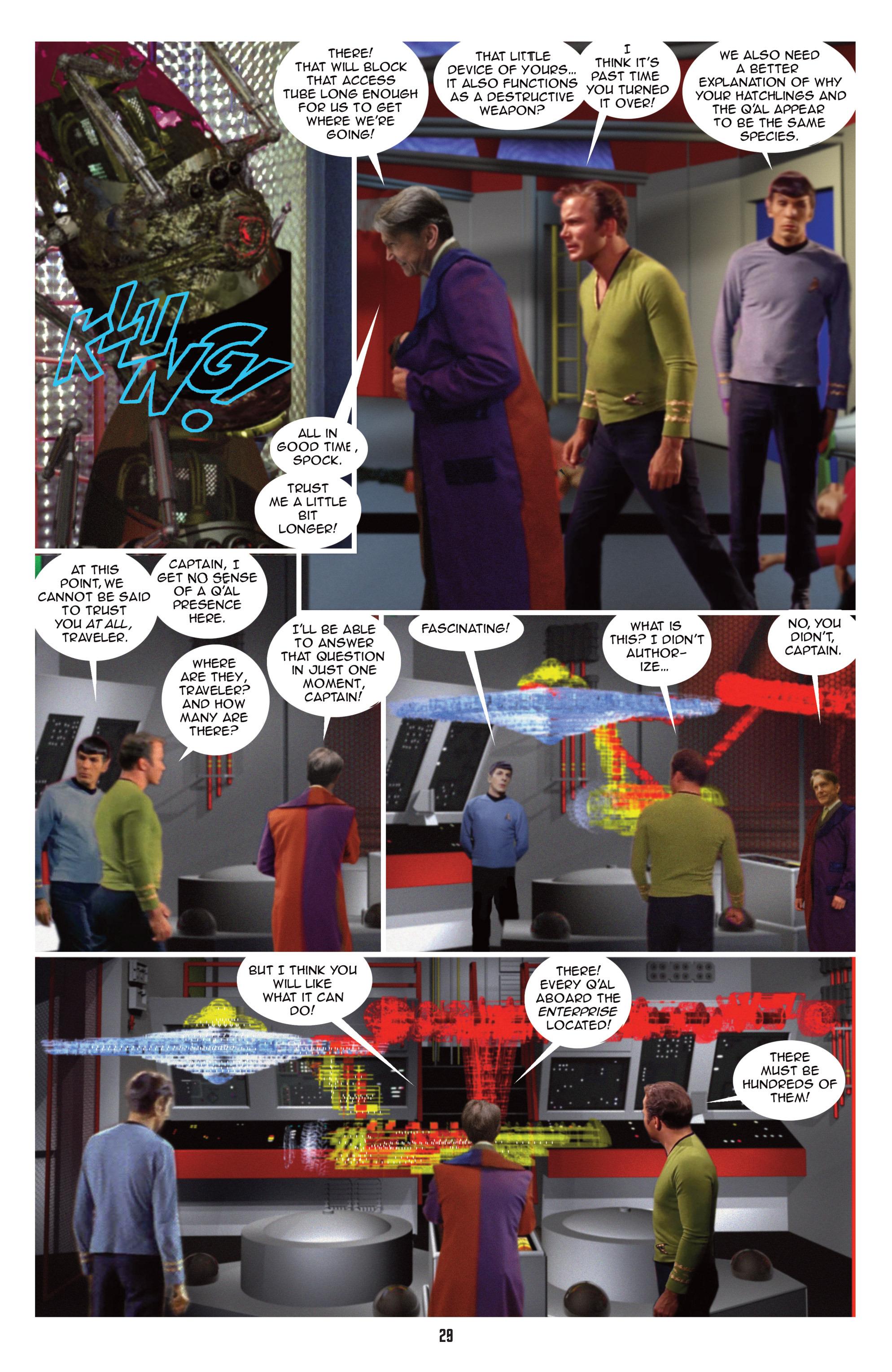 Read online Star Trek: New Visions comic -  Issue #15 - 31