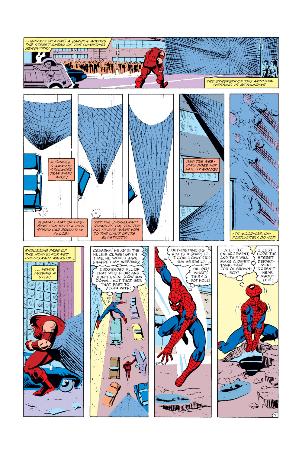 The Amazing Spider-Man (1963) 229 Page 12