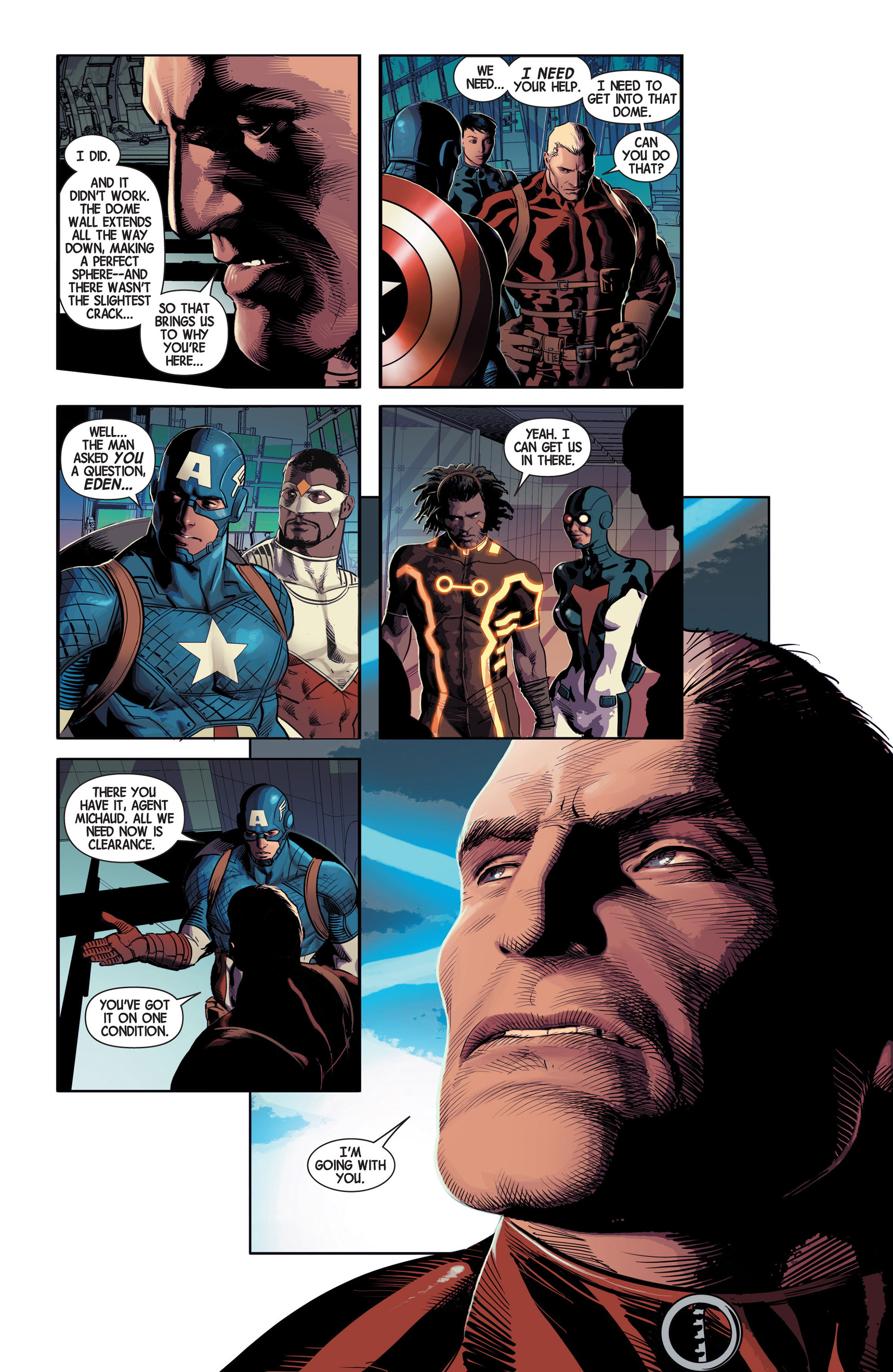 Read online Avengers (2013) comic -  Issue #10 - 13