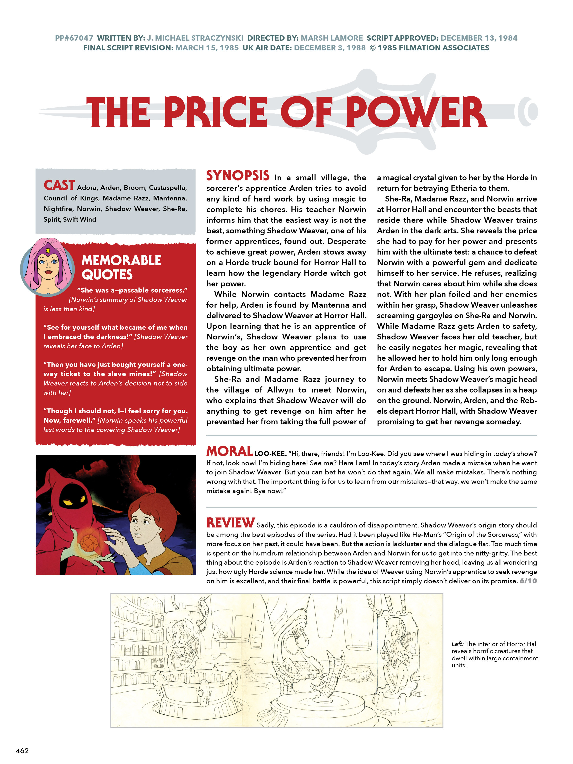 Read online He-Man and She-Ra: A Complete Guide to the Classic Animated Adventures comic -  Issue # TPB (Part 3) - 62