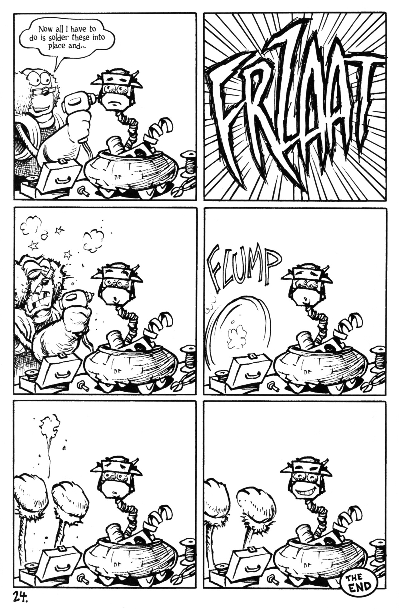 Read online Akiko comic -  Issue #48 - 18