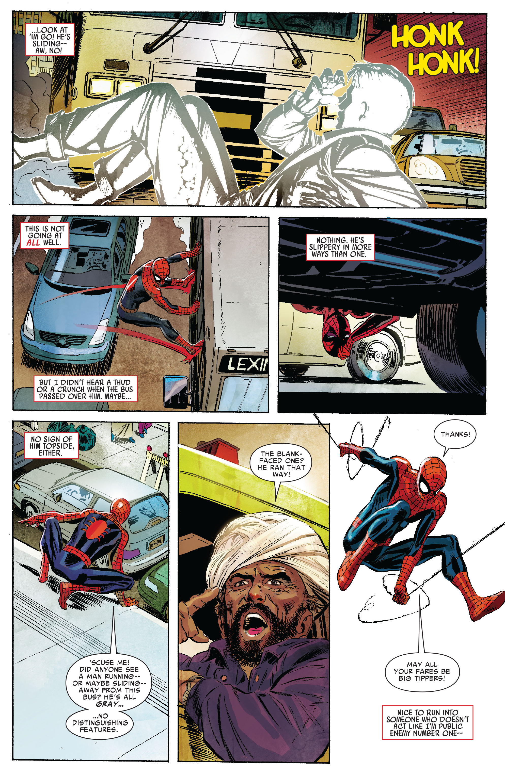 The Amazing Spider-Man (1963) 580 Page 6