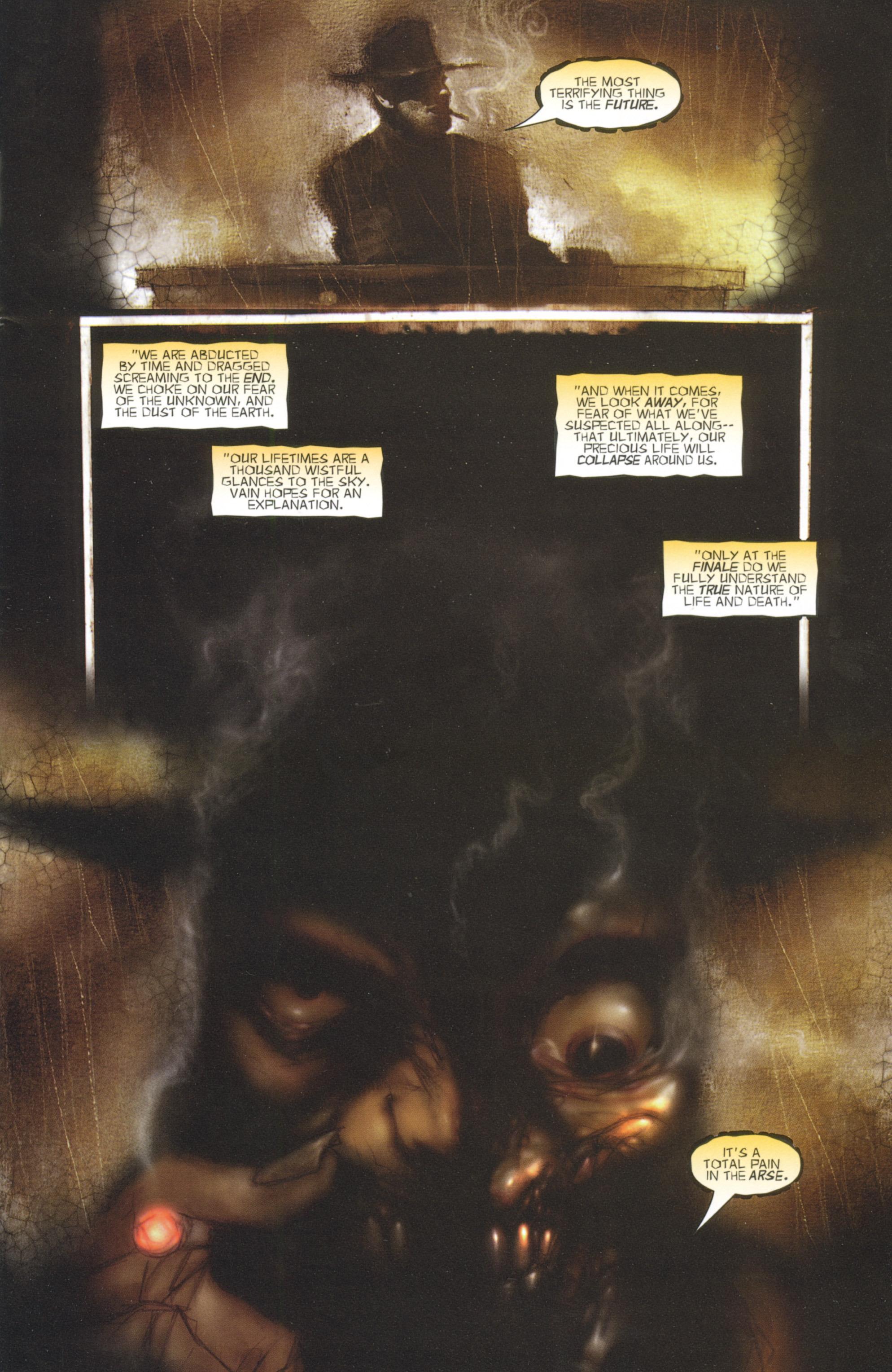 Read online Deadside comic -  Issue #1 - 5