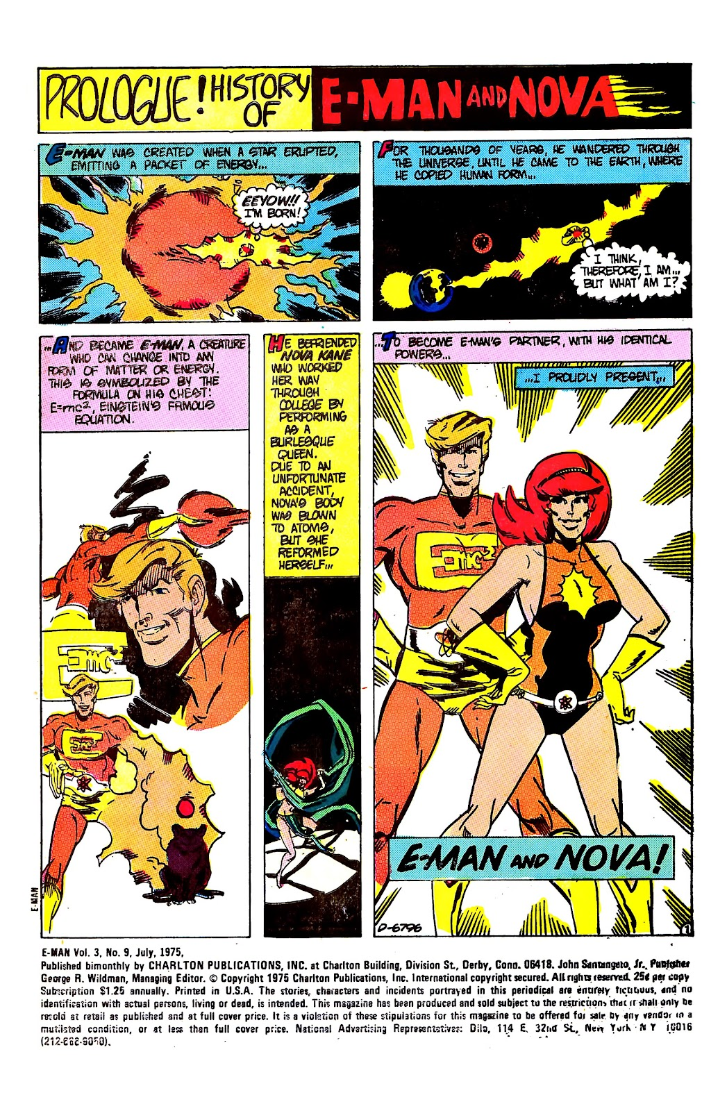 E-Man (1973) issue 9 - Page 3