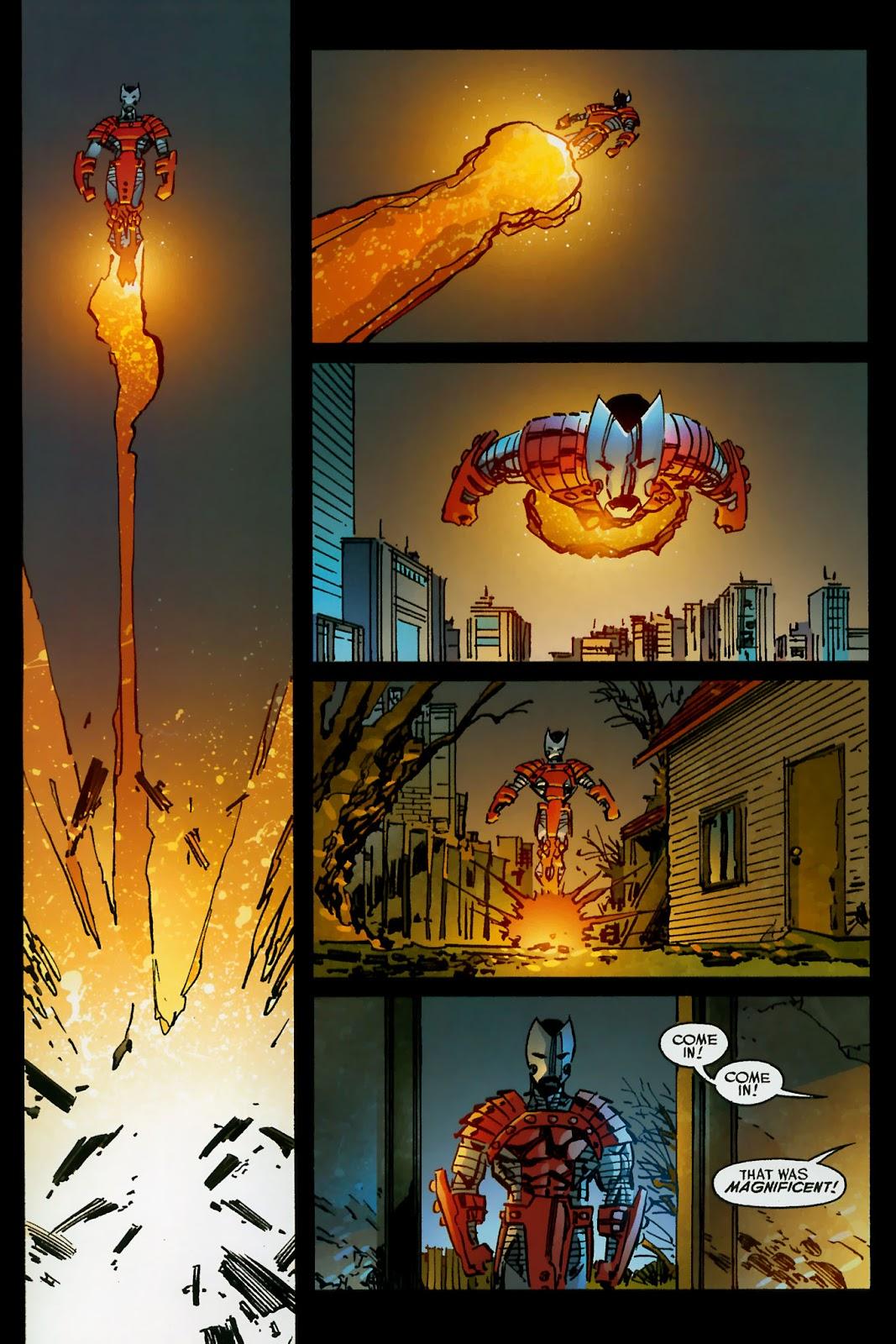 The Savage Dragon (1993) Issue #150 #153 - English 9