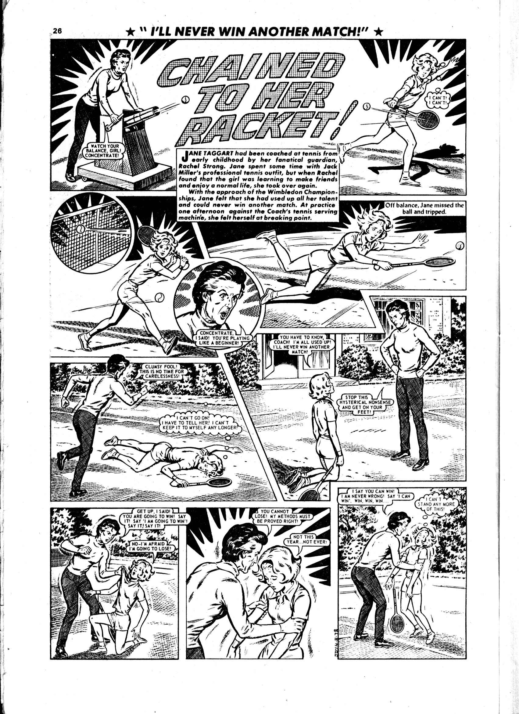 Read online Judy comic -  Issue #982 - 26