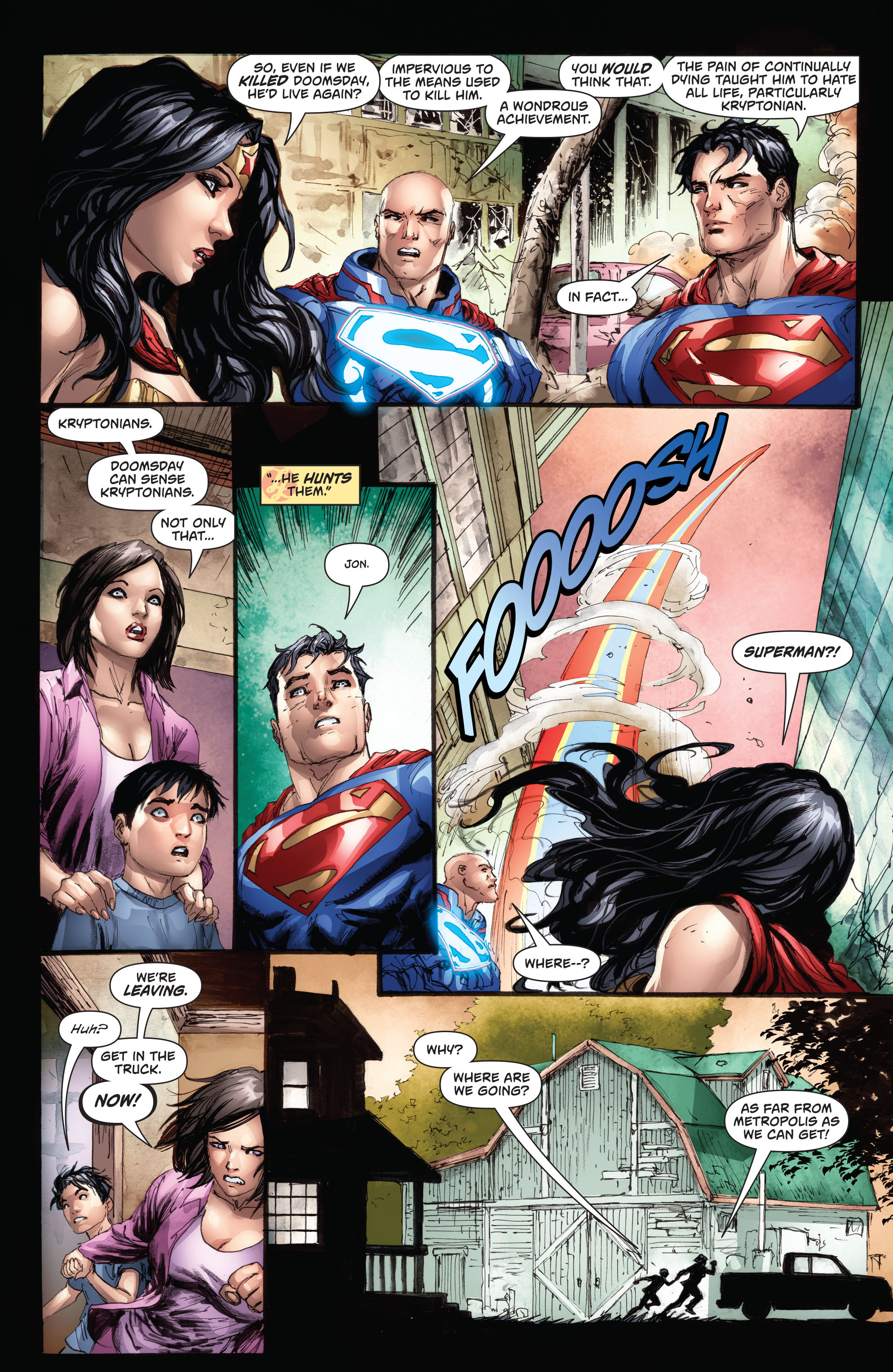 Read online Action Comics (2016) comic -  Issue #960 - 16