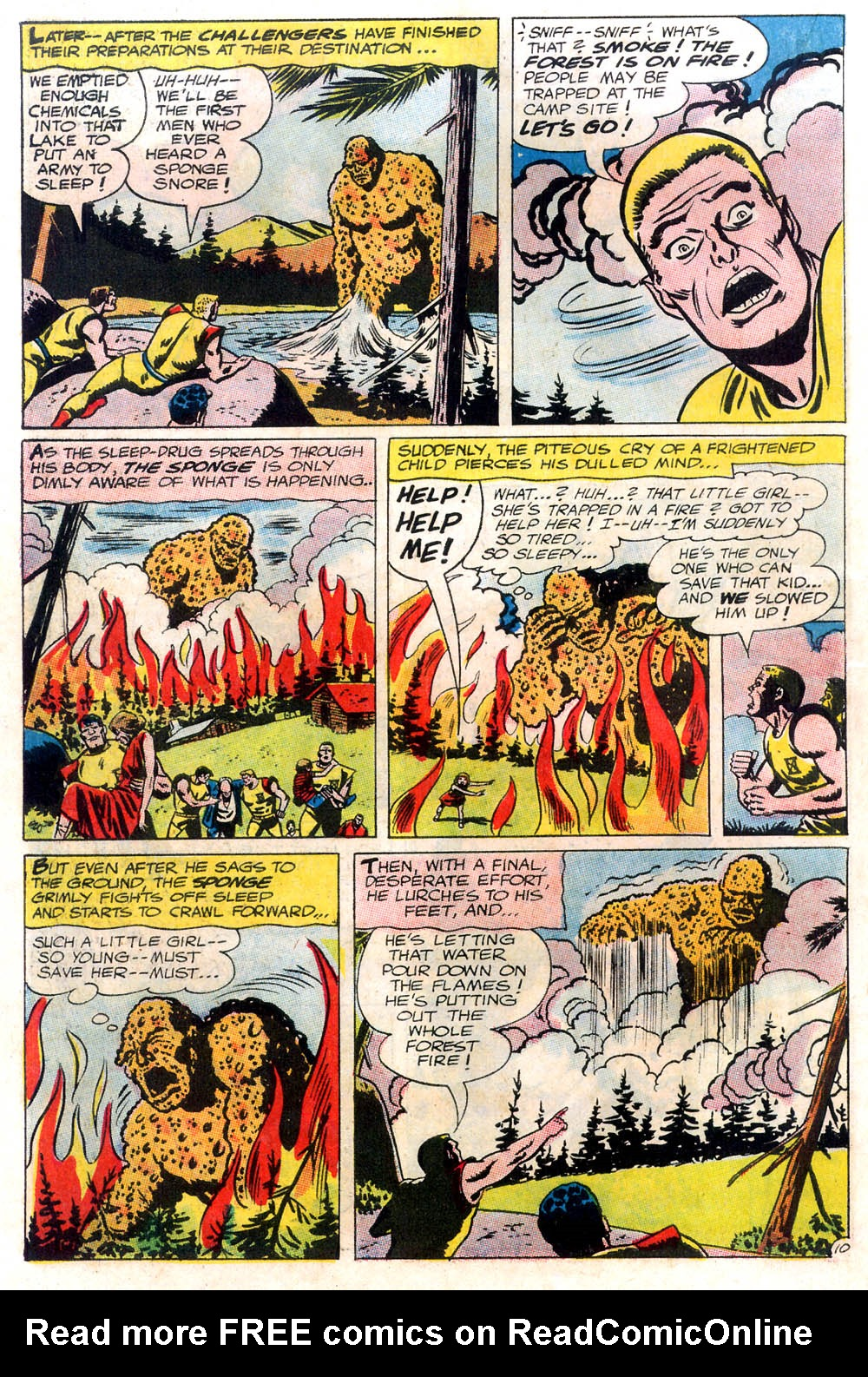 Challengers of the Unknown (1958) issue 47 - Page 11