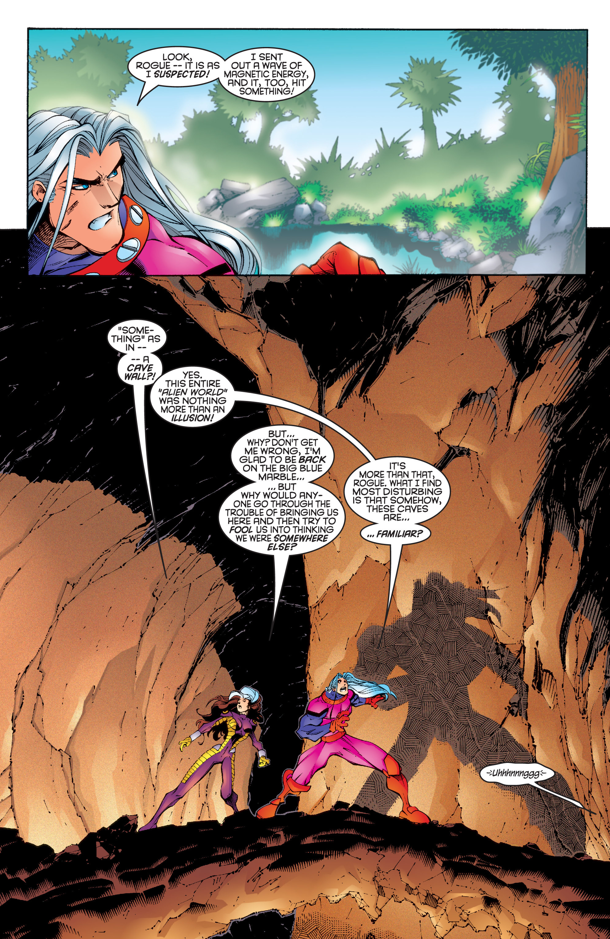 Read online Uncanny X-Men (1963) comic -  Issue #347 - 13