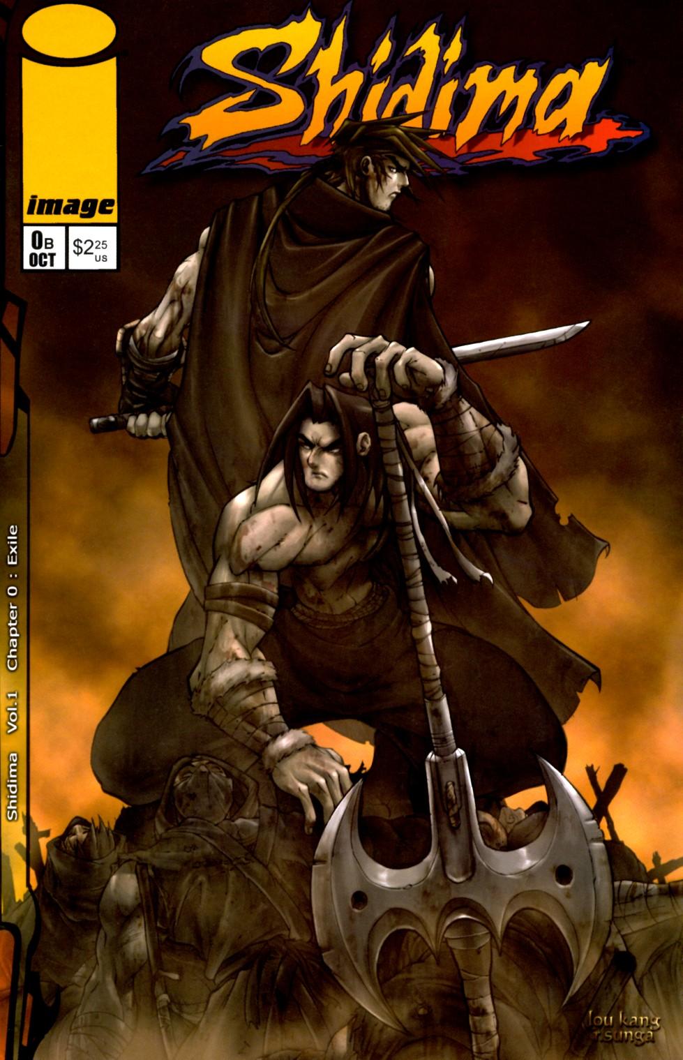 Read online Shidima comic -  Issue #0 - 1