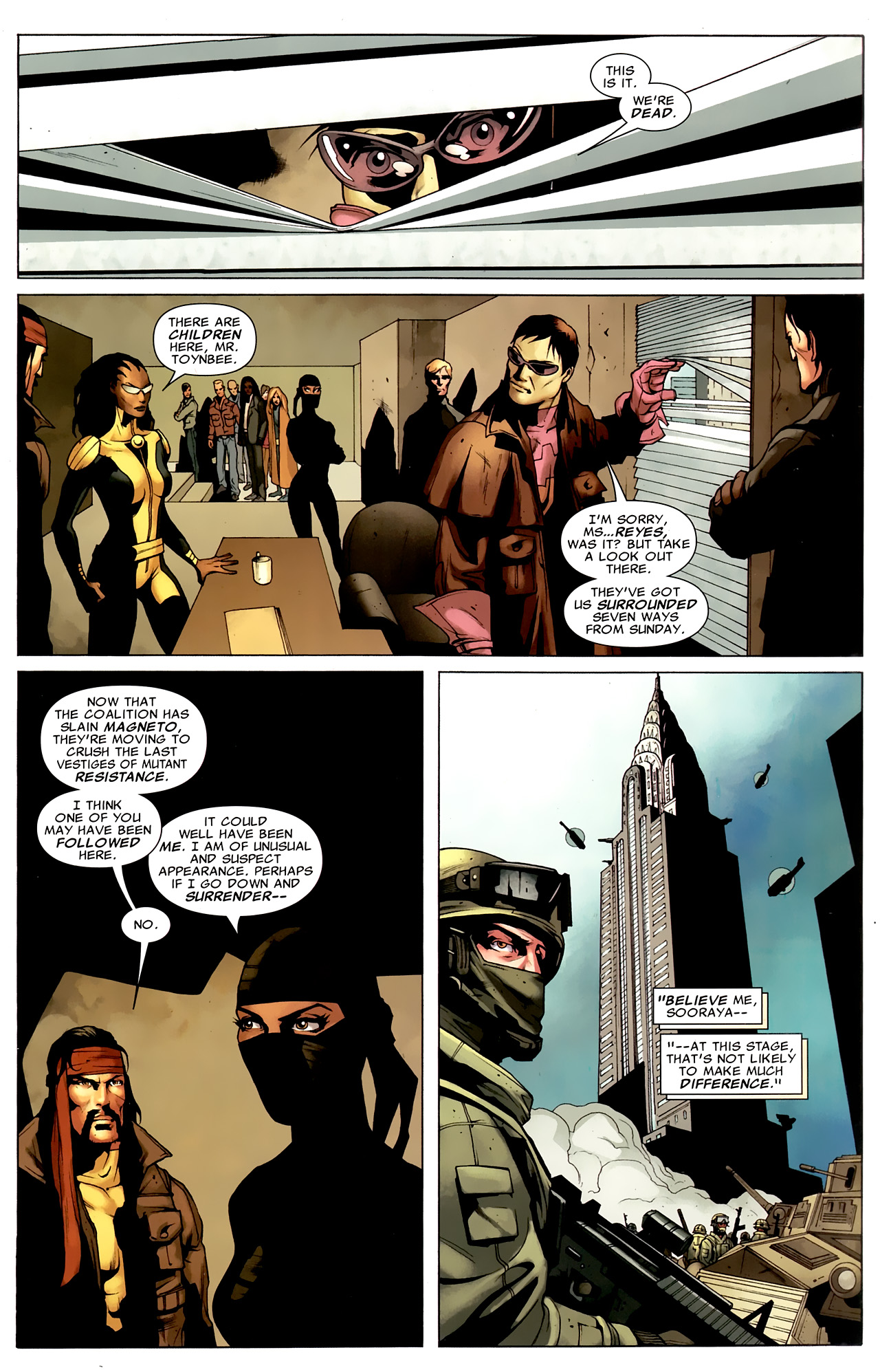 Read online Age of X: Alpha comic -  Issue #Age of X: Alpha Full - 34