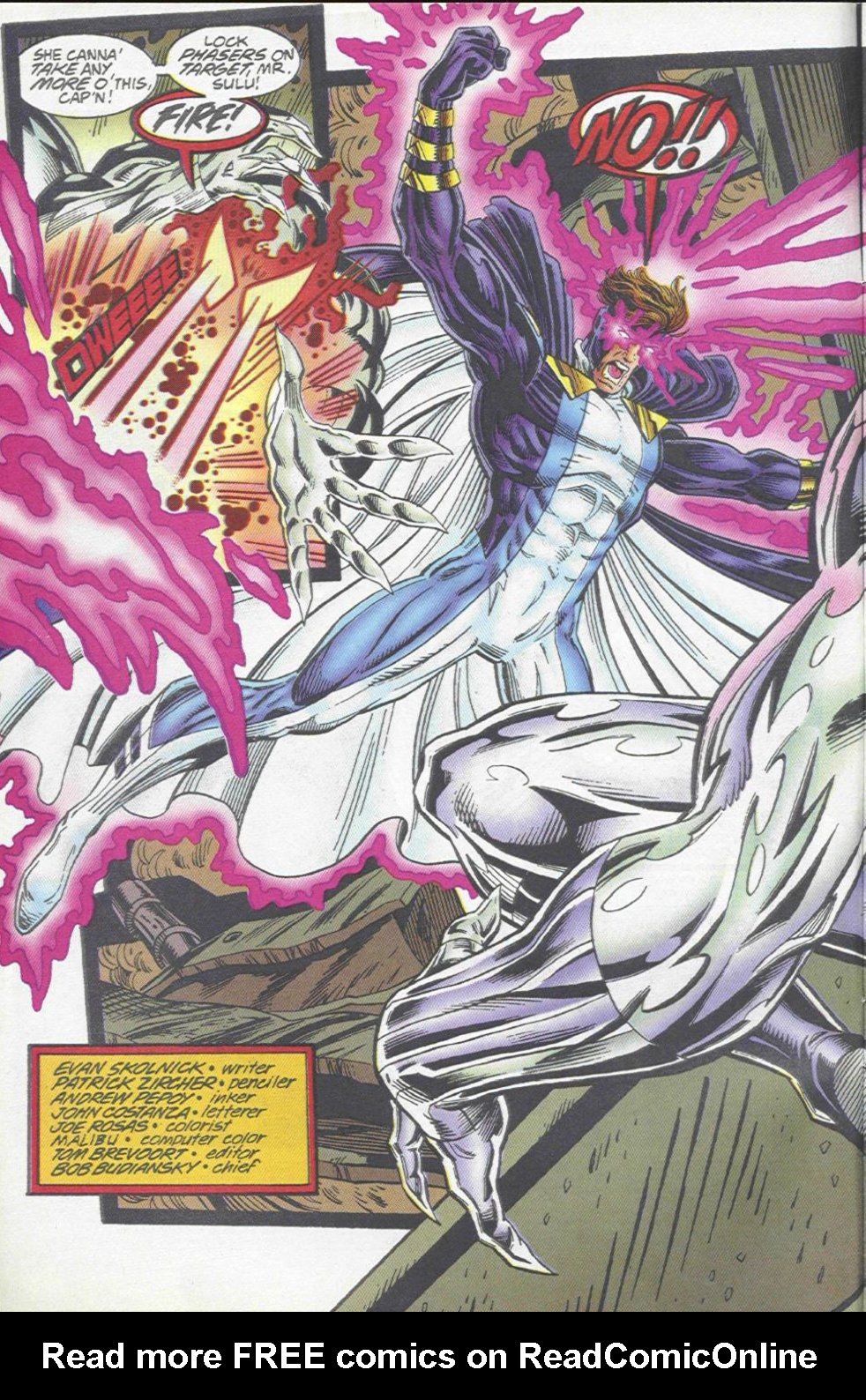 The New Warriors Issue #67 #71 - English 3