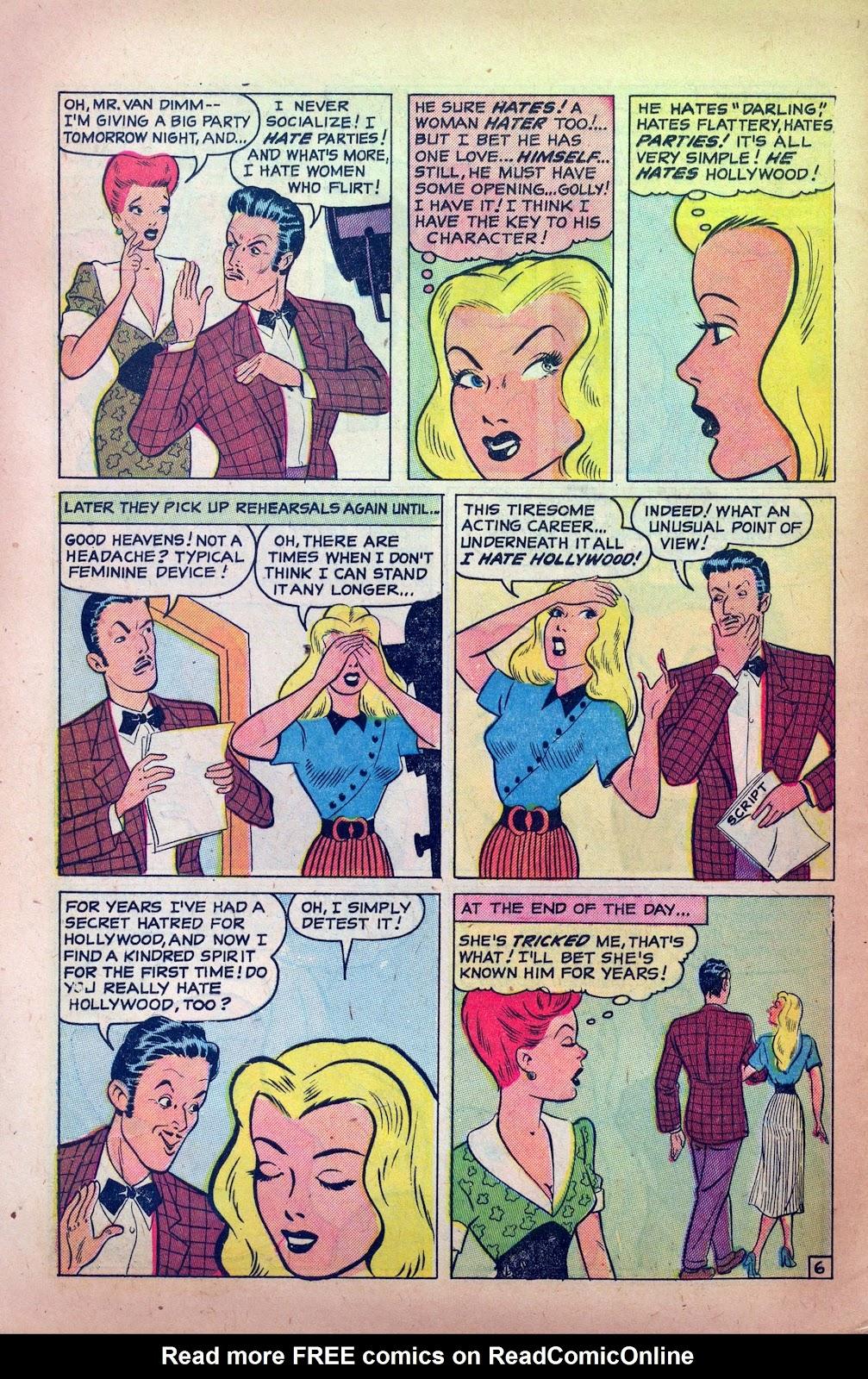 Read online Joker Comics comic -  Issue #42 - 8