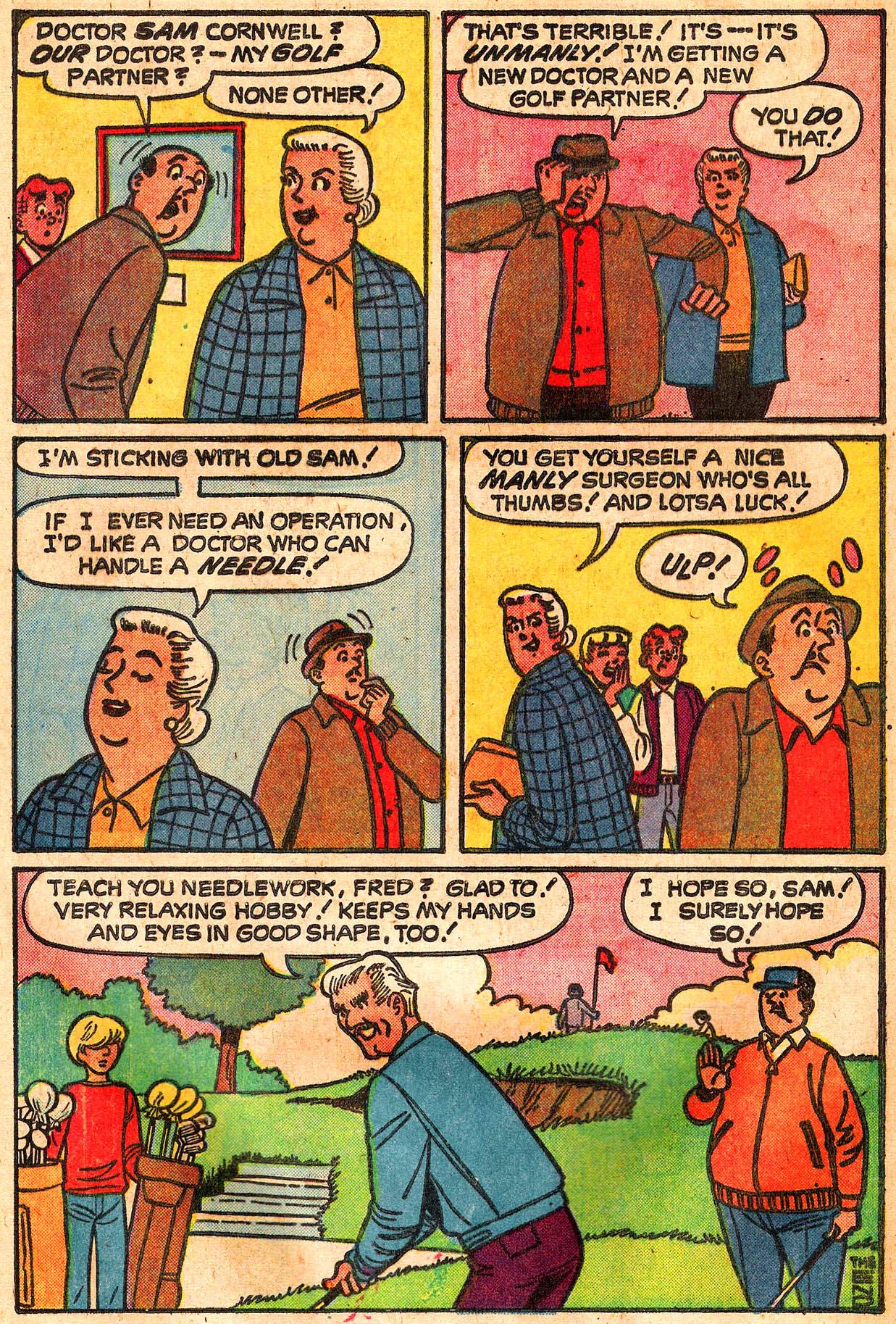 Read online Archie (1960) comic -  Issue #225 - 24