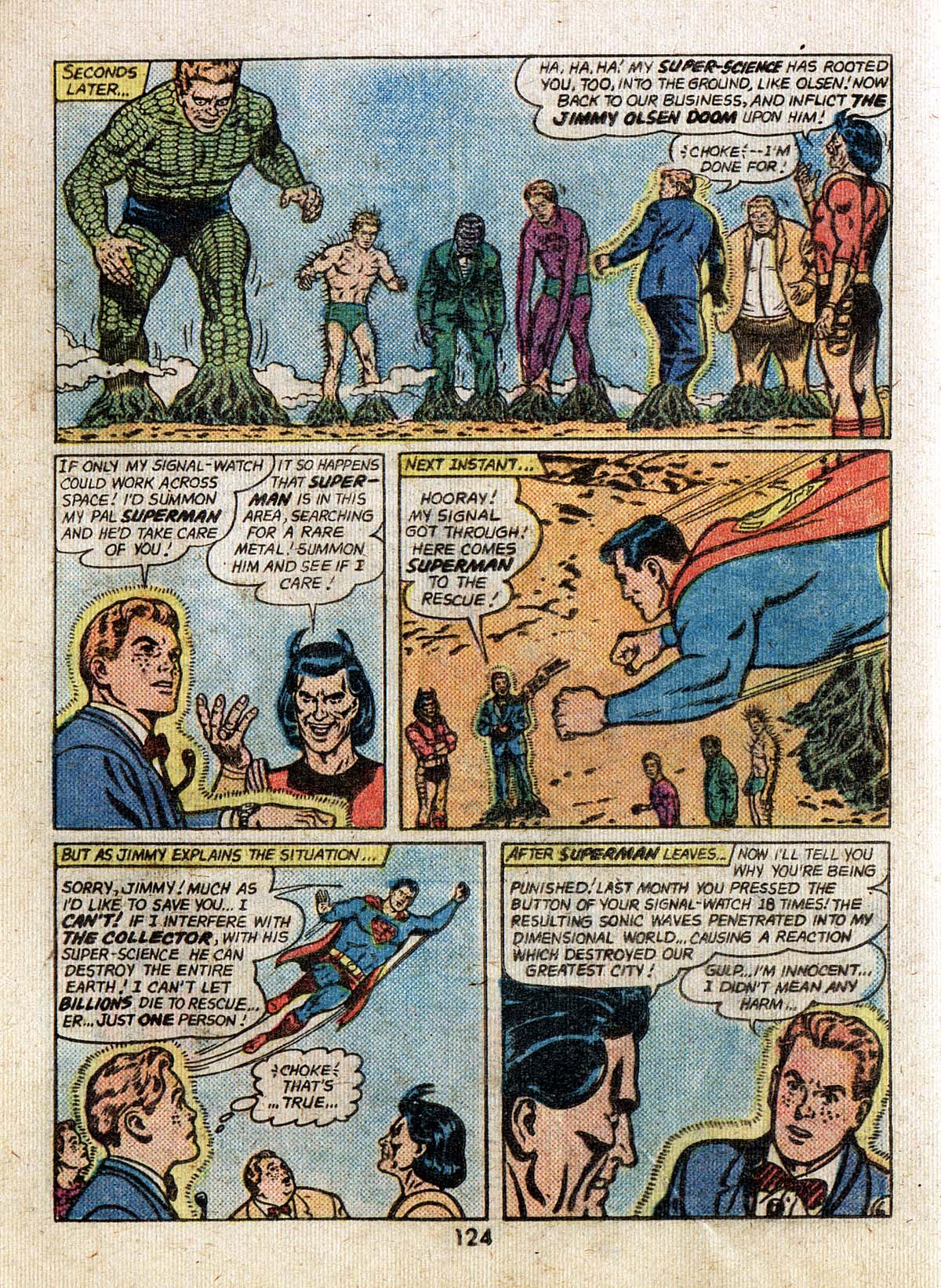 Read online Adventure Comics (1938) comic -  Issue #500 - 124