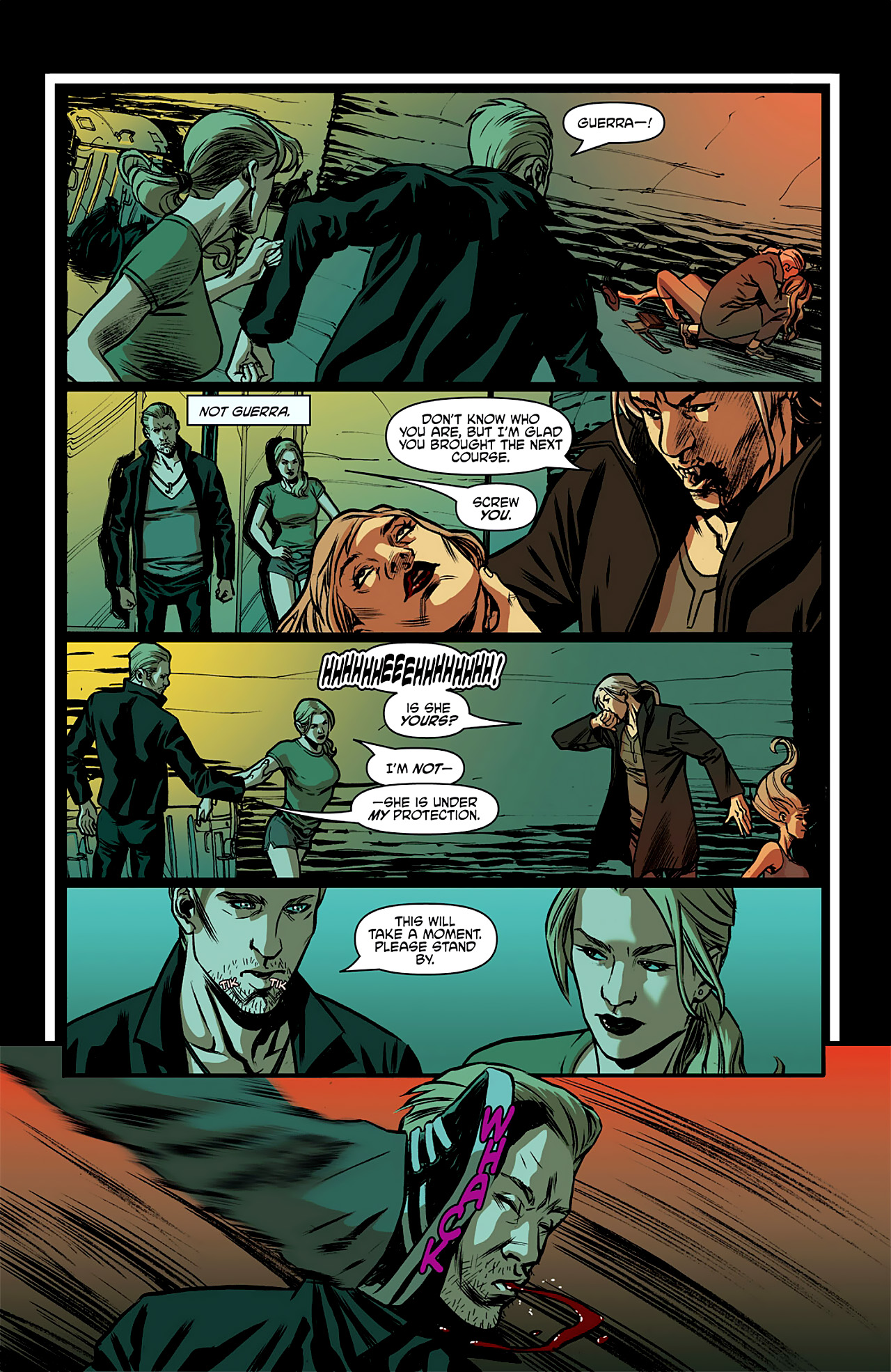 Read online True Blood: French Quarter comic -  Issue #2 - 15