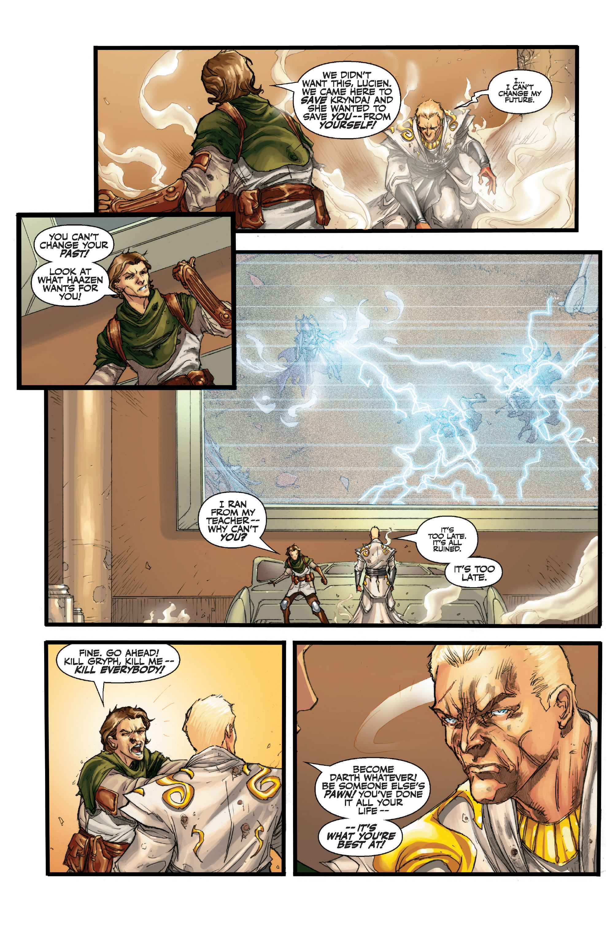Read online Star Wars Omnibus comic -  Issue # Vol. 32 - 376