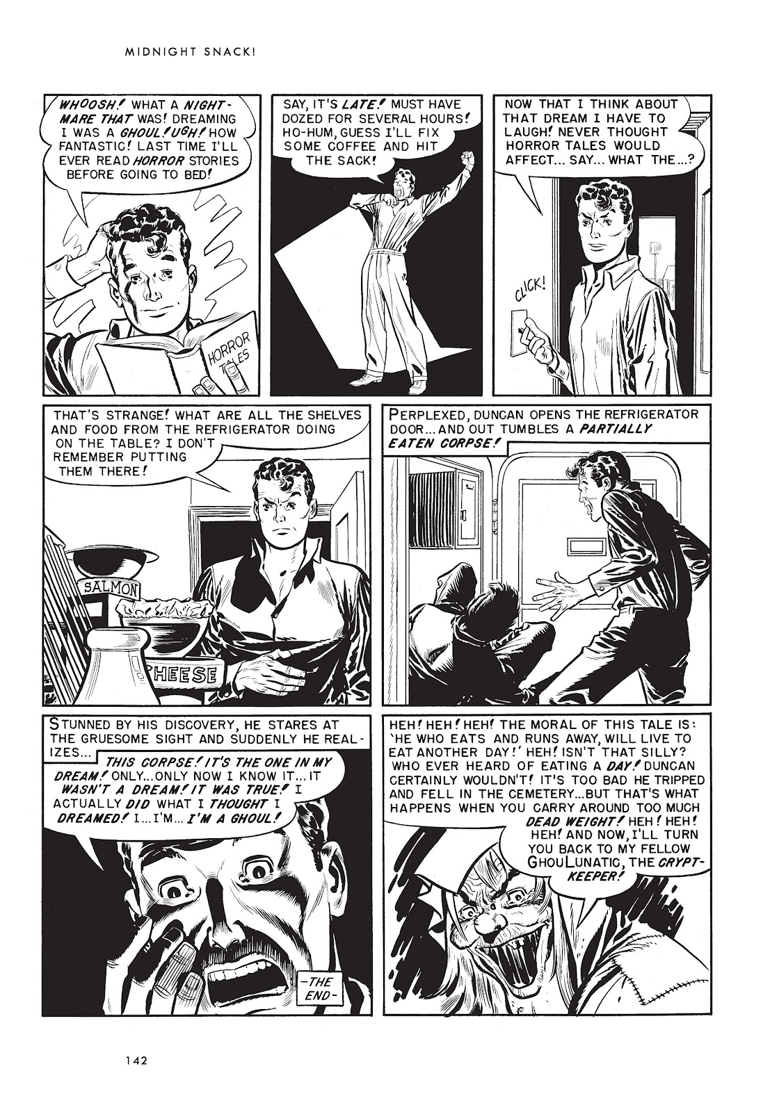 Read online Voodoo Vengeance and Other Stories comic -  Issue # TPB (Part 2) - 60