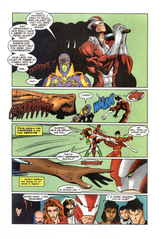 Read online Alpha Flight (1997) comic -  Issue #5 - 21