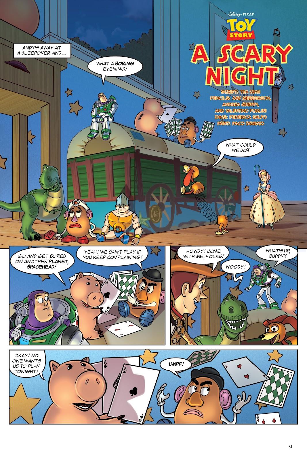 Read online DISNEY·PIXAR Toy Story Adventures comic -  Issue # TPB 1 (Part 1) - 31