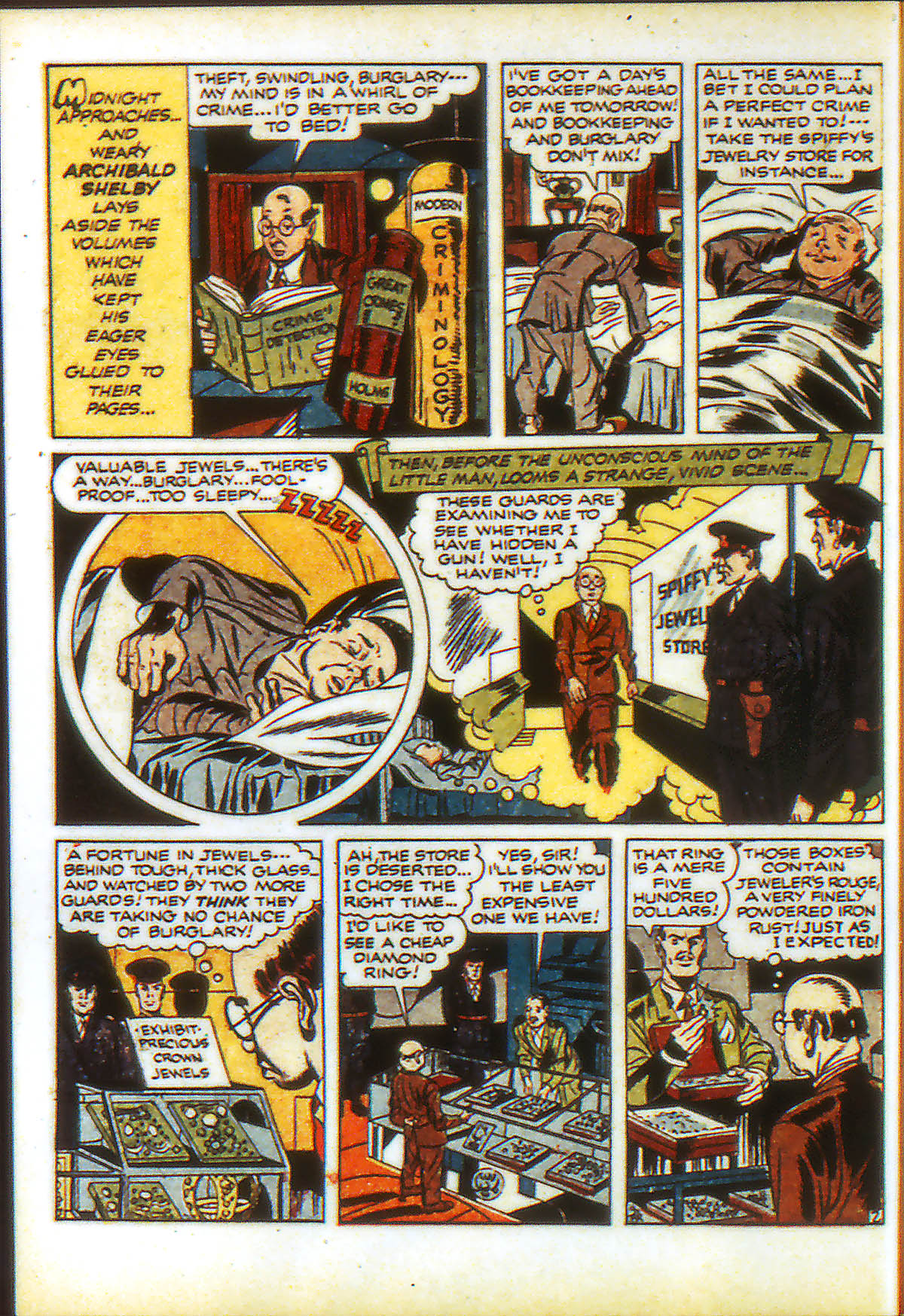 Read online Adventure Comics (1938) comic -  Issue #89 - 4