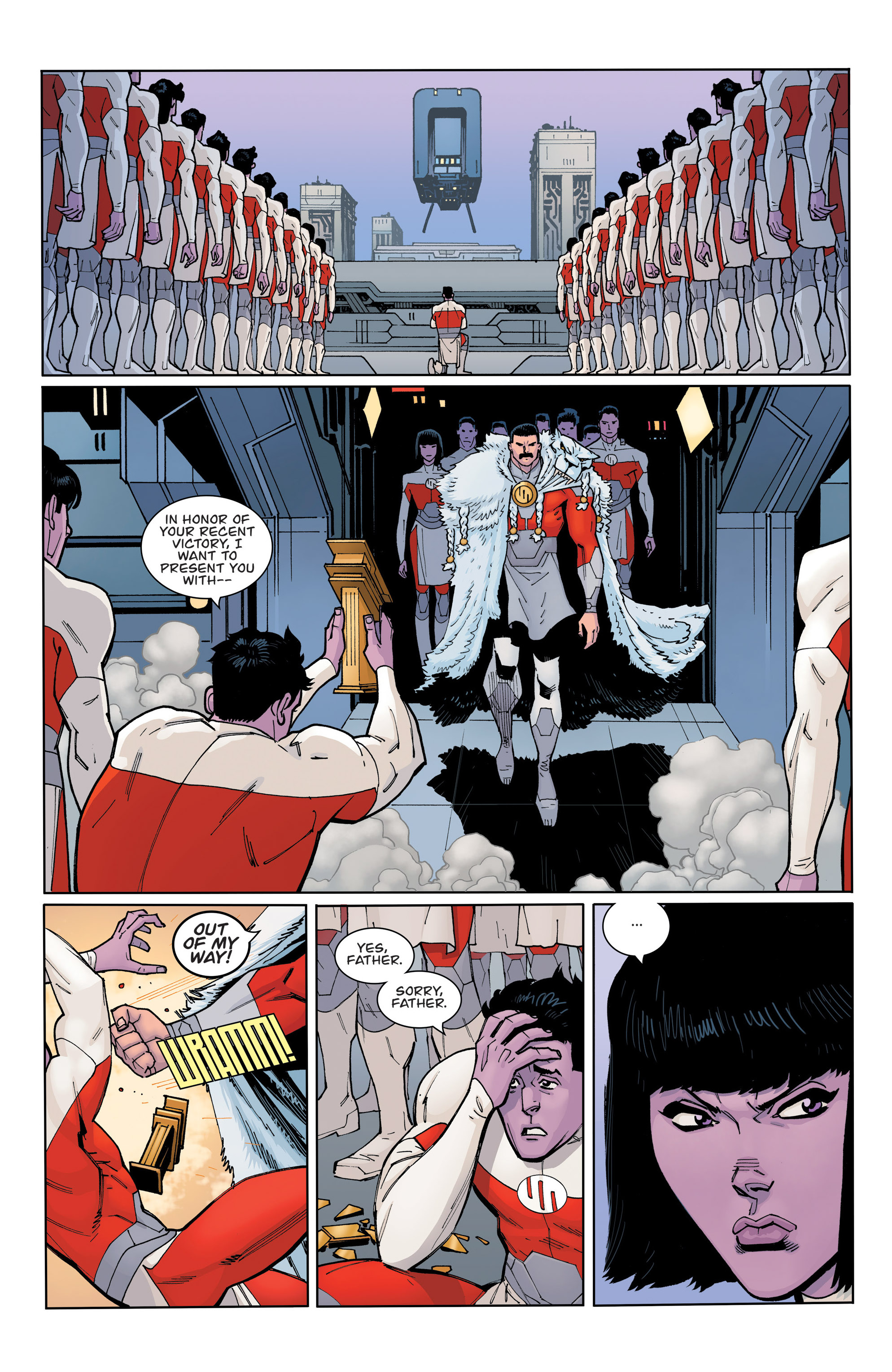 Read online Invincible comic -  Issue #135 - 16