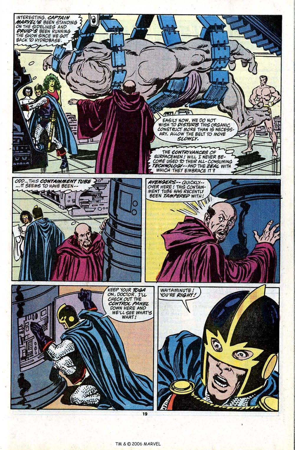 The Avengers (1963) 287 Page 26