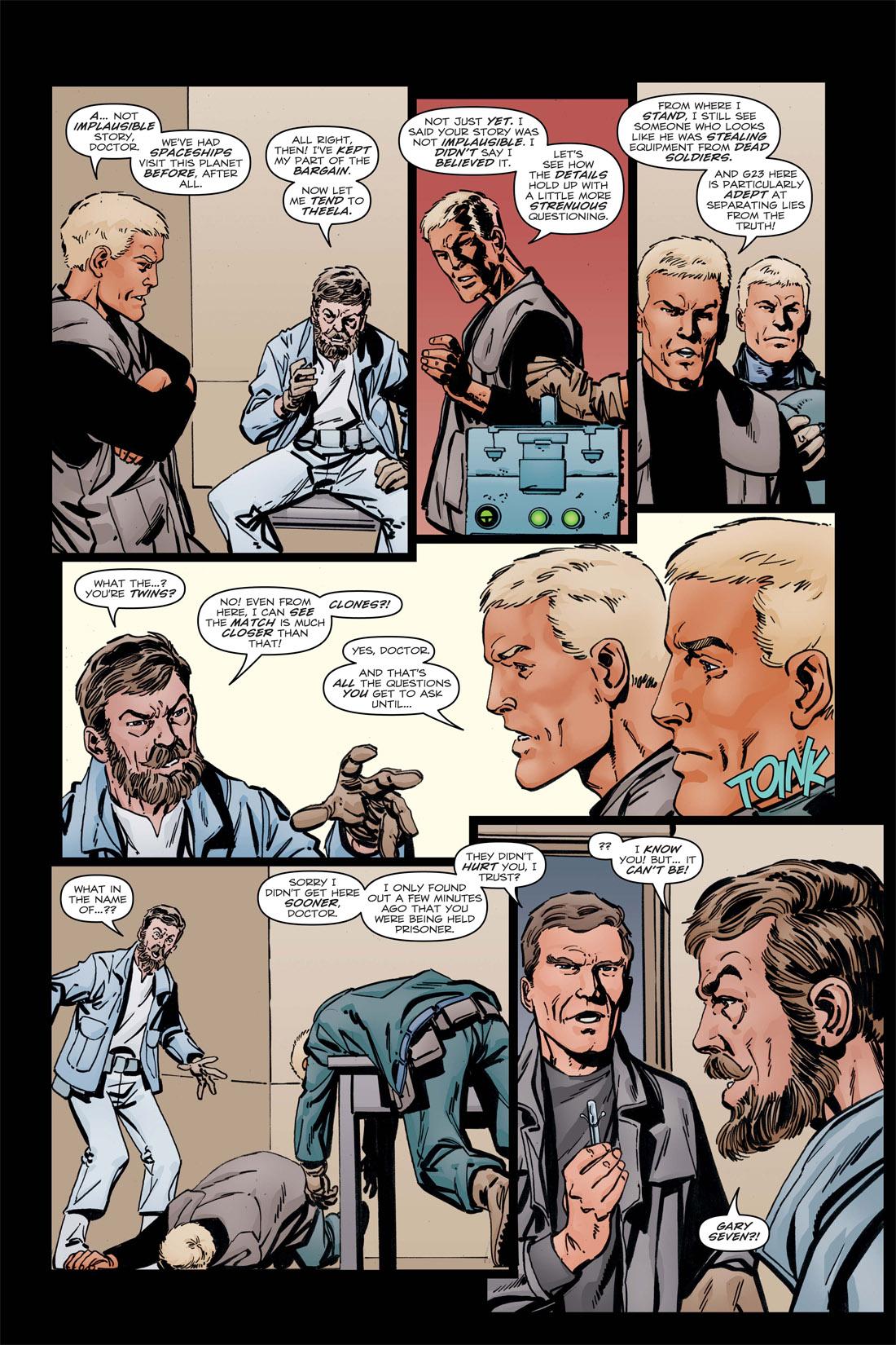 Read online Star Trek: Leonard McCoy, Frontier Doctor comic -  Issue #3 - 13