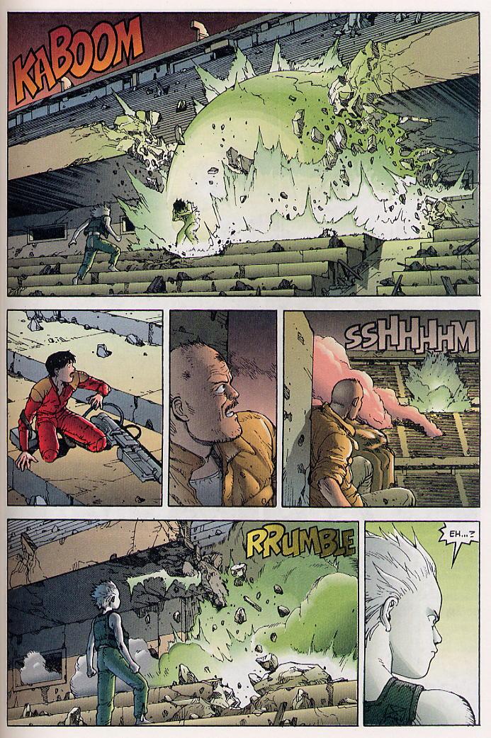 Read online Akira comic -  Issue #32 - 52