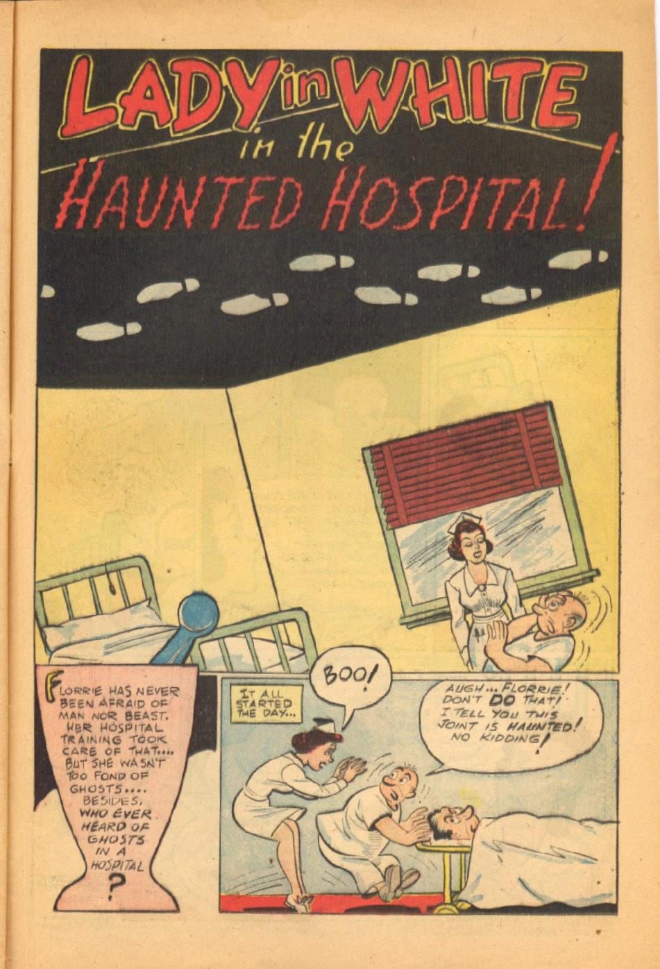 Read online Super-Magician Comics comic -  Issue #38 - 35