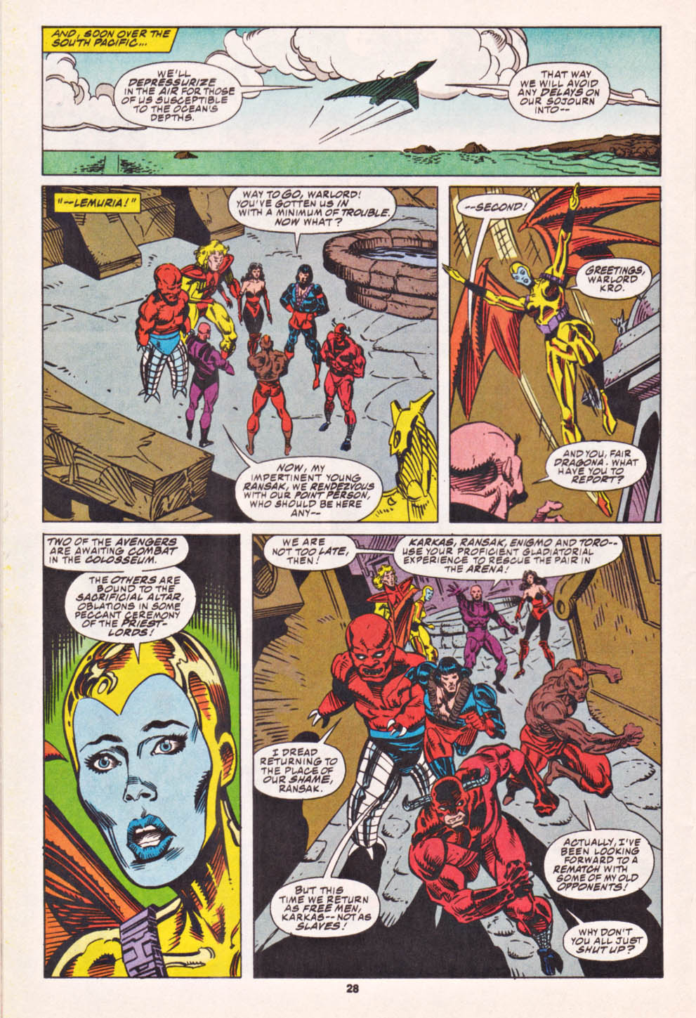The Avengers (1963) 370 Page 20
