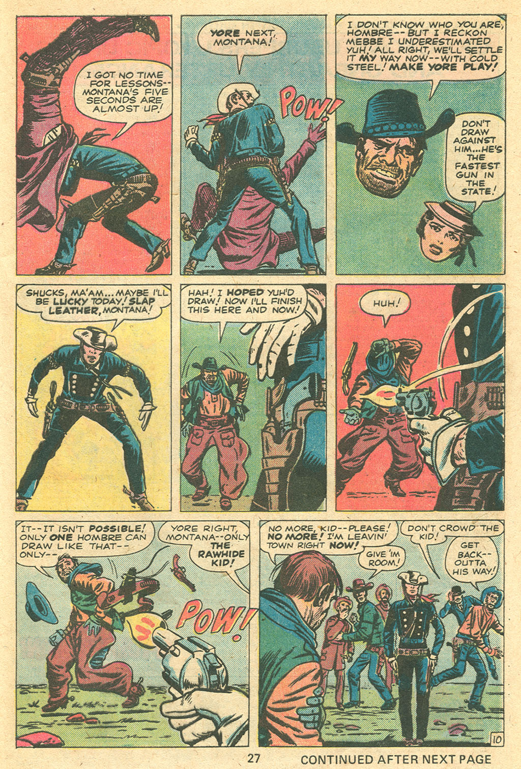 The Rawhide Kid (1955) issue 137 - Page 29