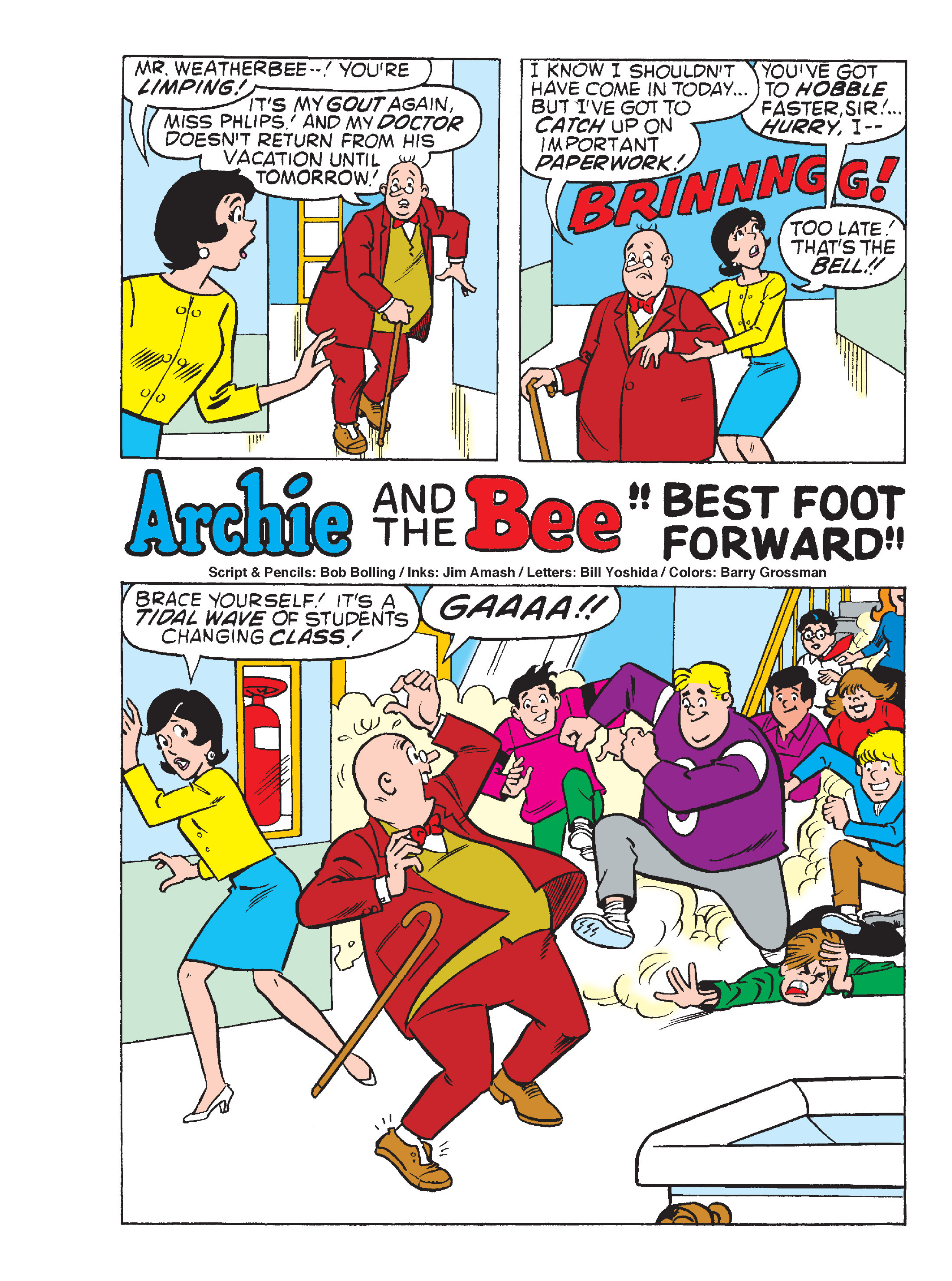 Read online World of Archie Double Digest comic -  Issue #55 - 74