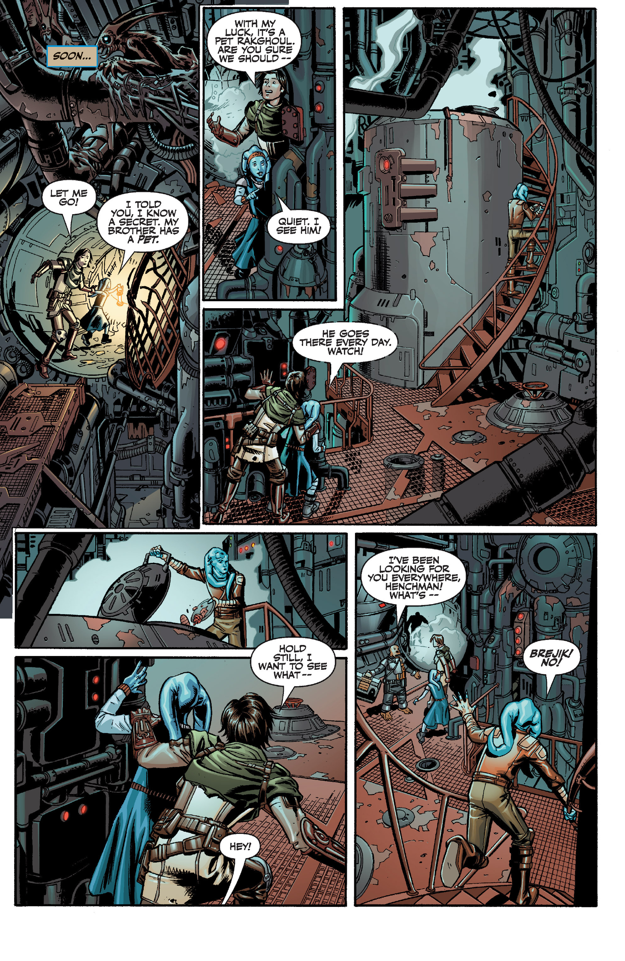 Read online Star Wars Omnibus comic -  Issue # Vol. 32 - 89