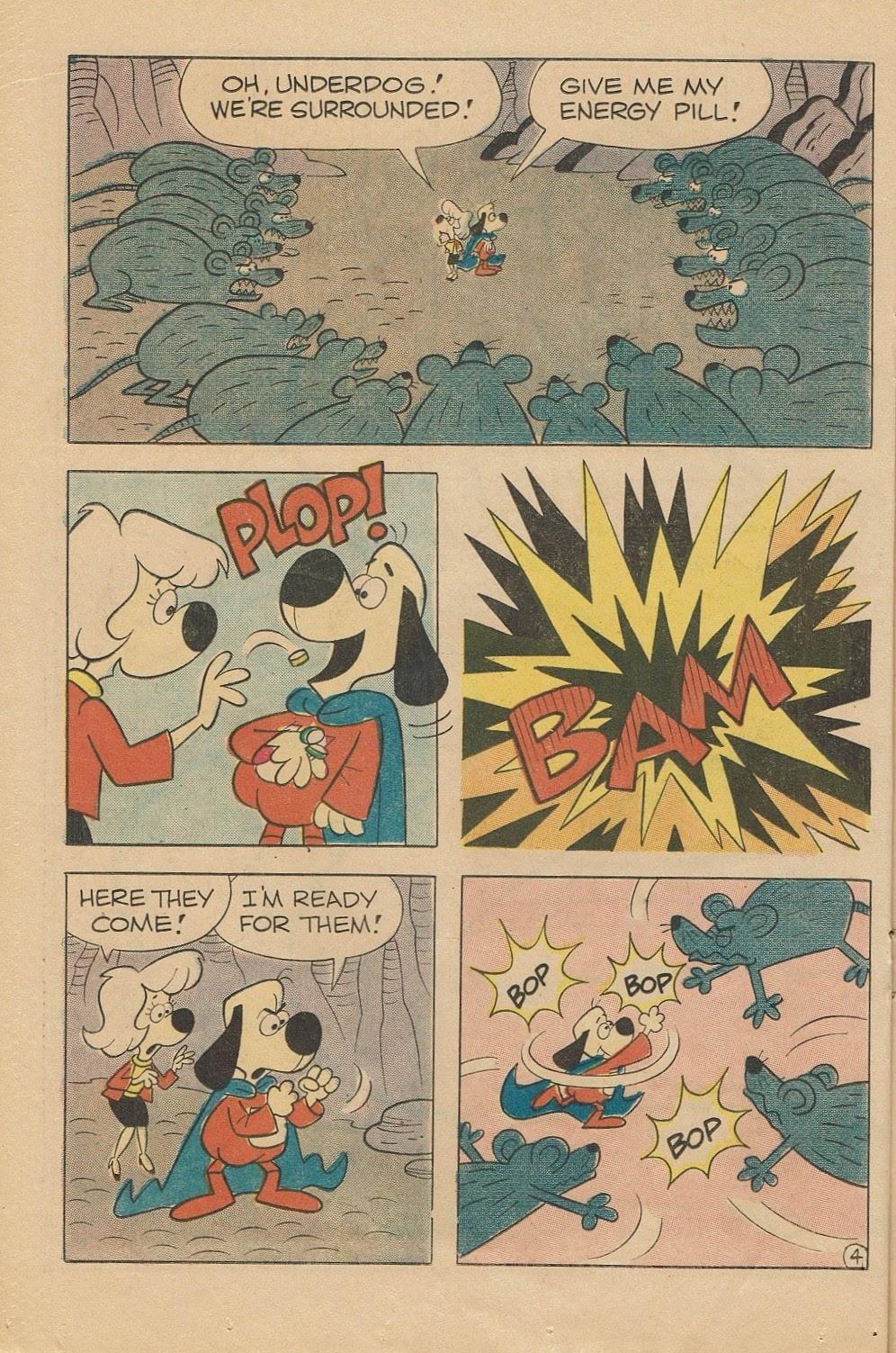 Underdog (1970) issue 6 - Page 19